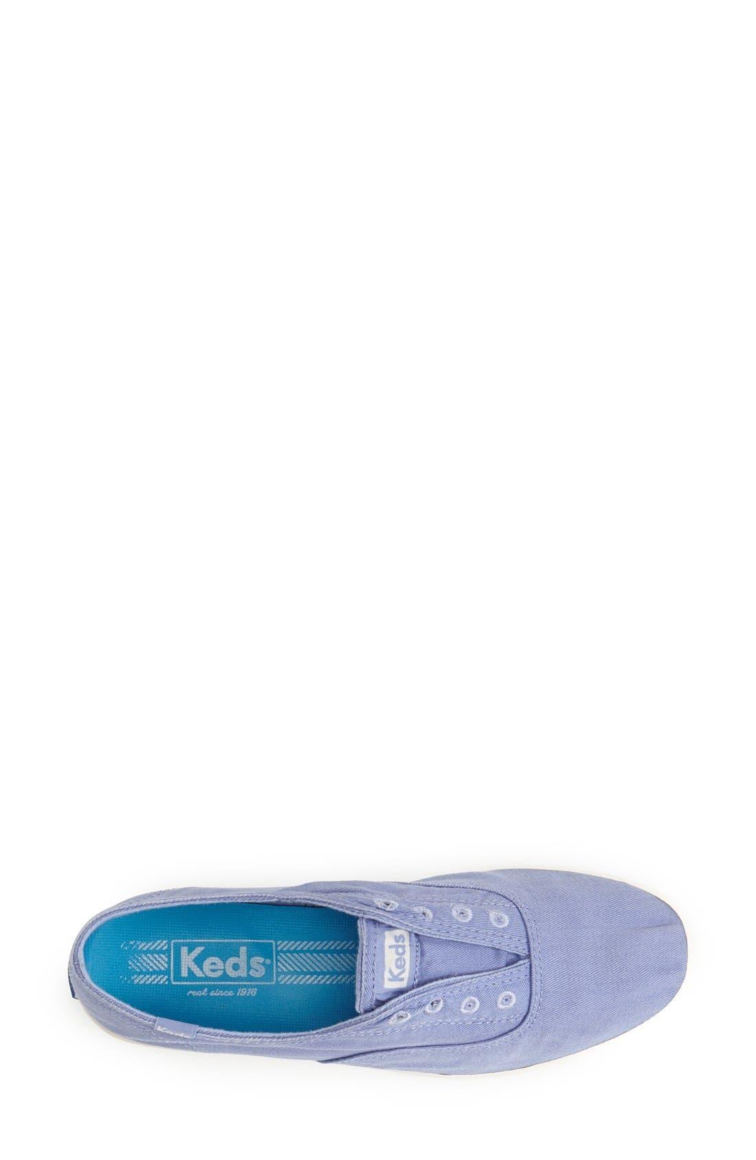 Alternate Image 3  - Keds® 'Chillax' Ripstop Slip-On Sneaker (Women)