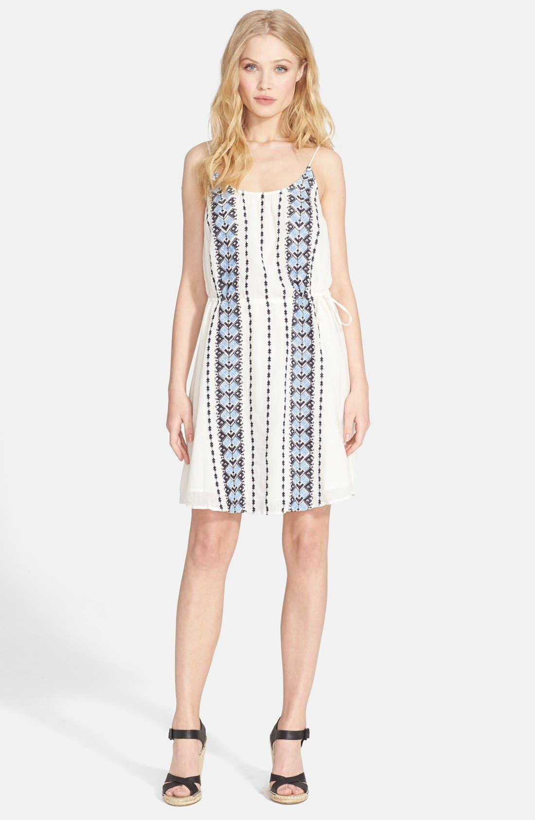 Main Image - Joie 'Amedee' Embroidered Dress