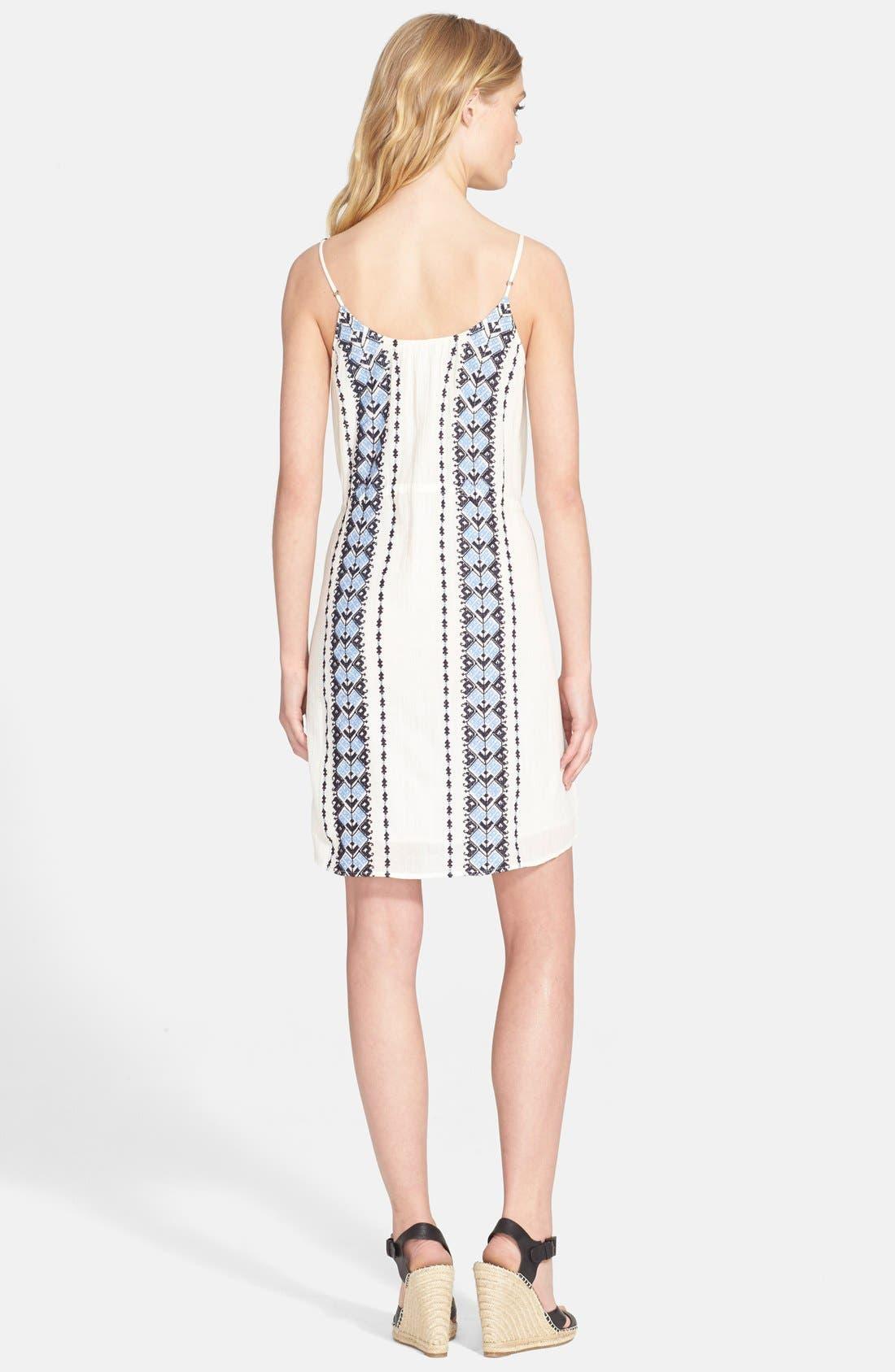 Alternate Image 2  - Joie 'Amedee' Embroidered Dress