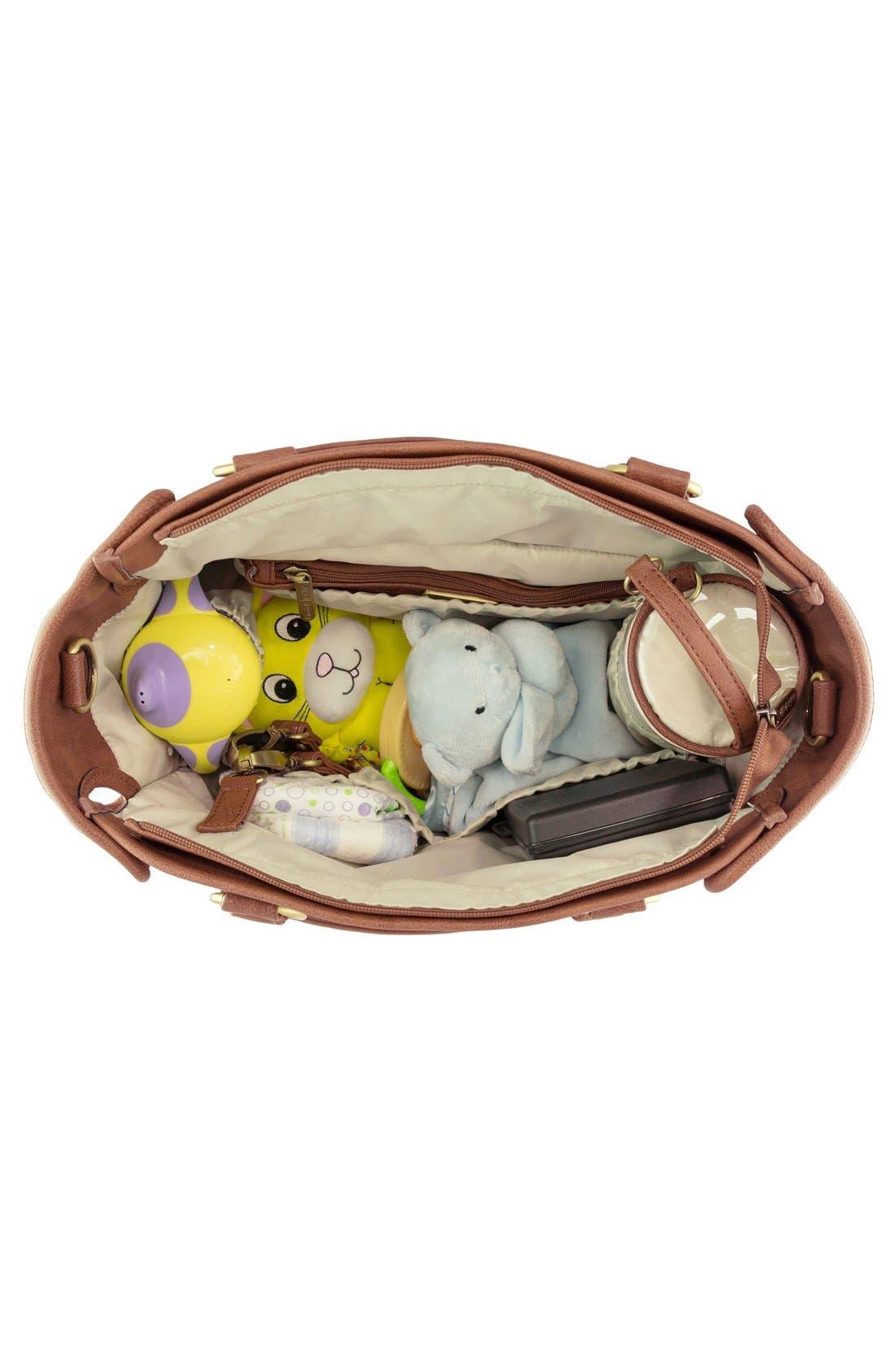 Alternate Image 4  - Timi & Leslie 'Dawn' Diaper Bag