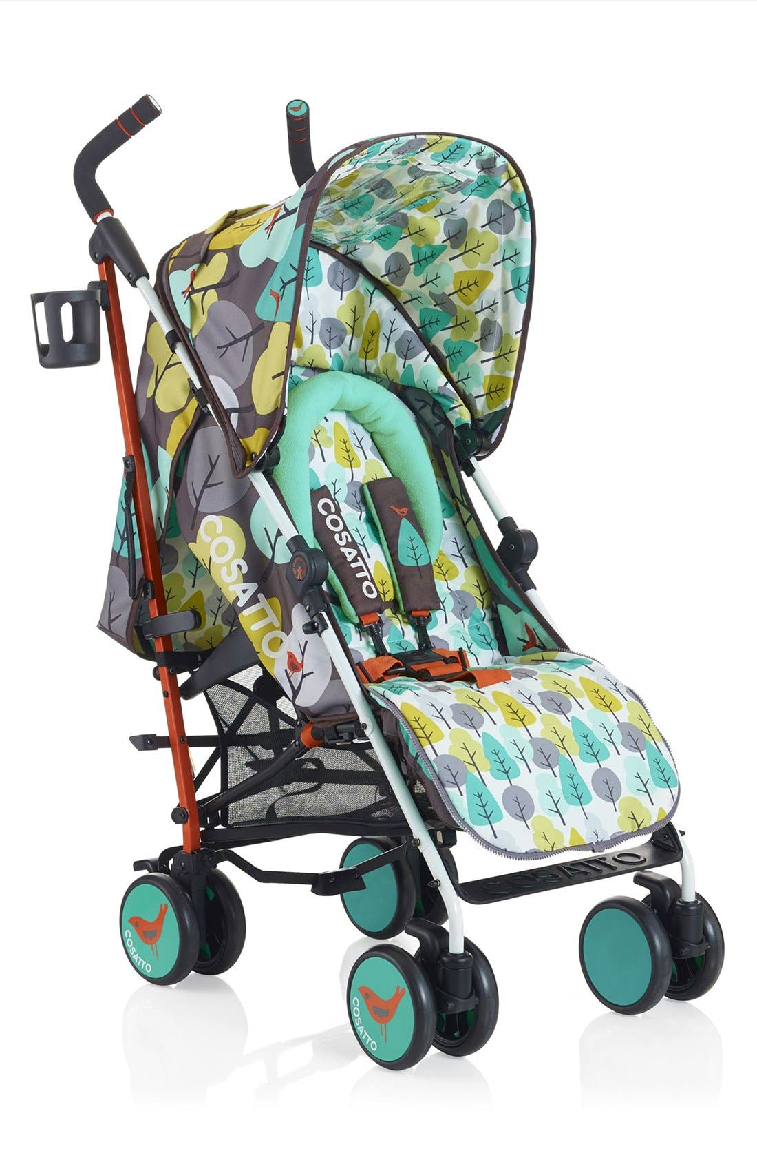 Alternate Image 8  - Cosatto 'Supa - Firebird' Pushchair Stroller