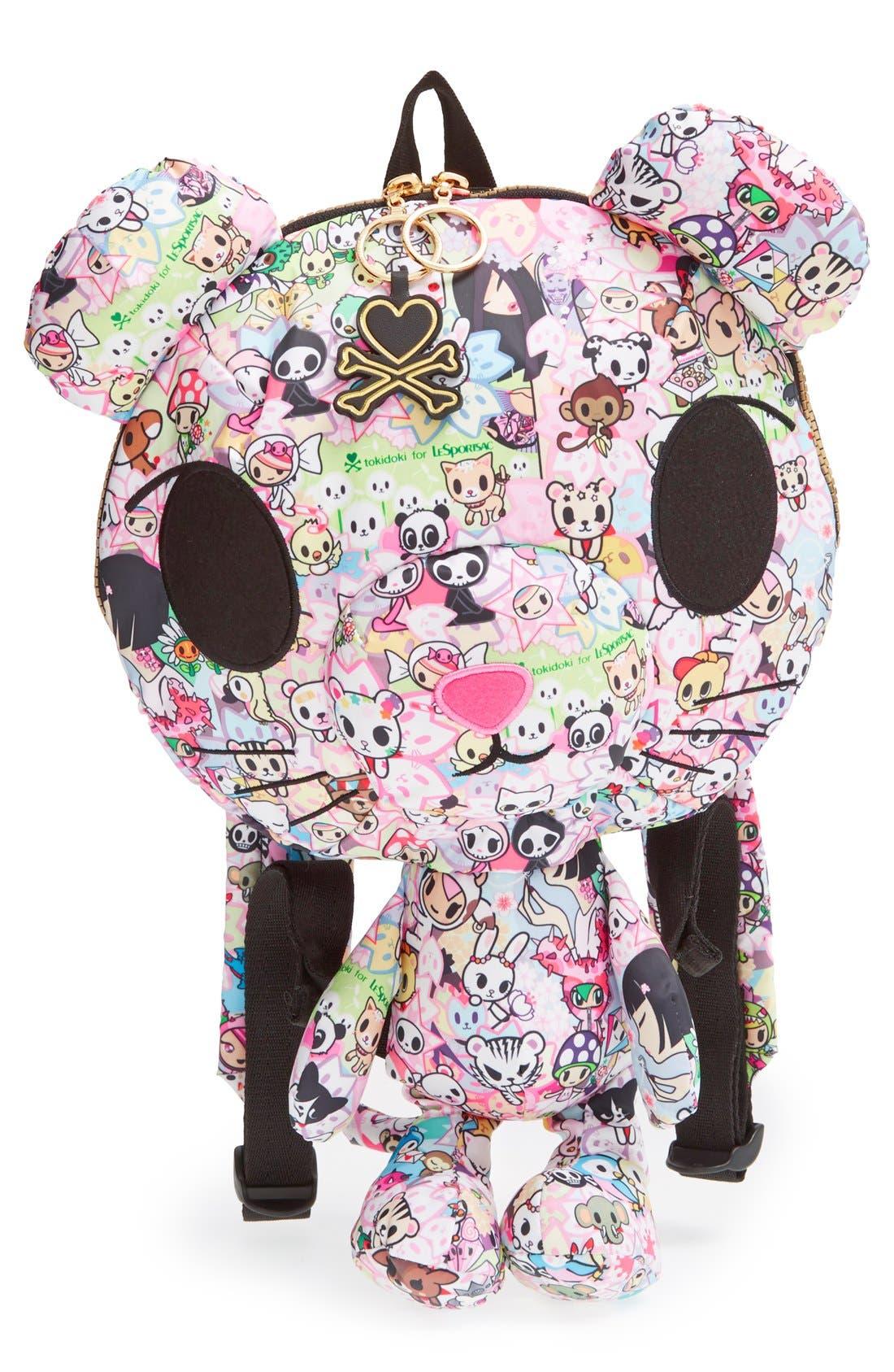 Alternate Image 1 Selected - tokidoki x LeSportsac 'Palette' Backpack