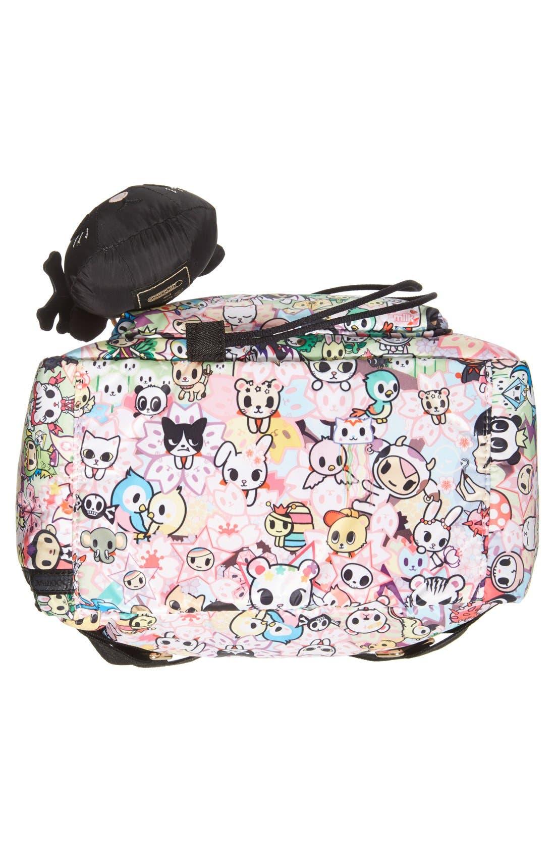 Alternate Image 5  - tokidoki x LeSportsac 'Piccolina' Nylon Backpack
