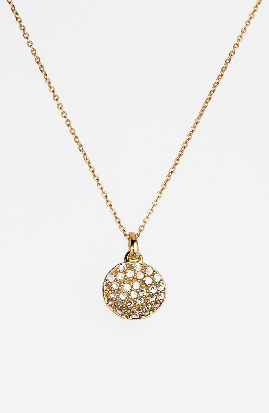 Alternate Image 1 Selected - Melinda Maria 'Mini Nicole' Pendant Necklace