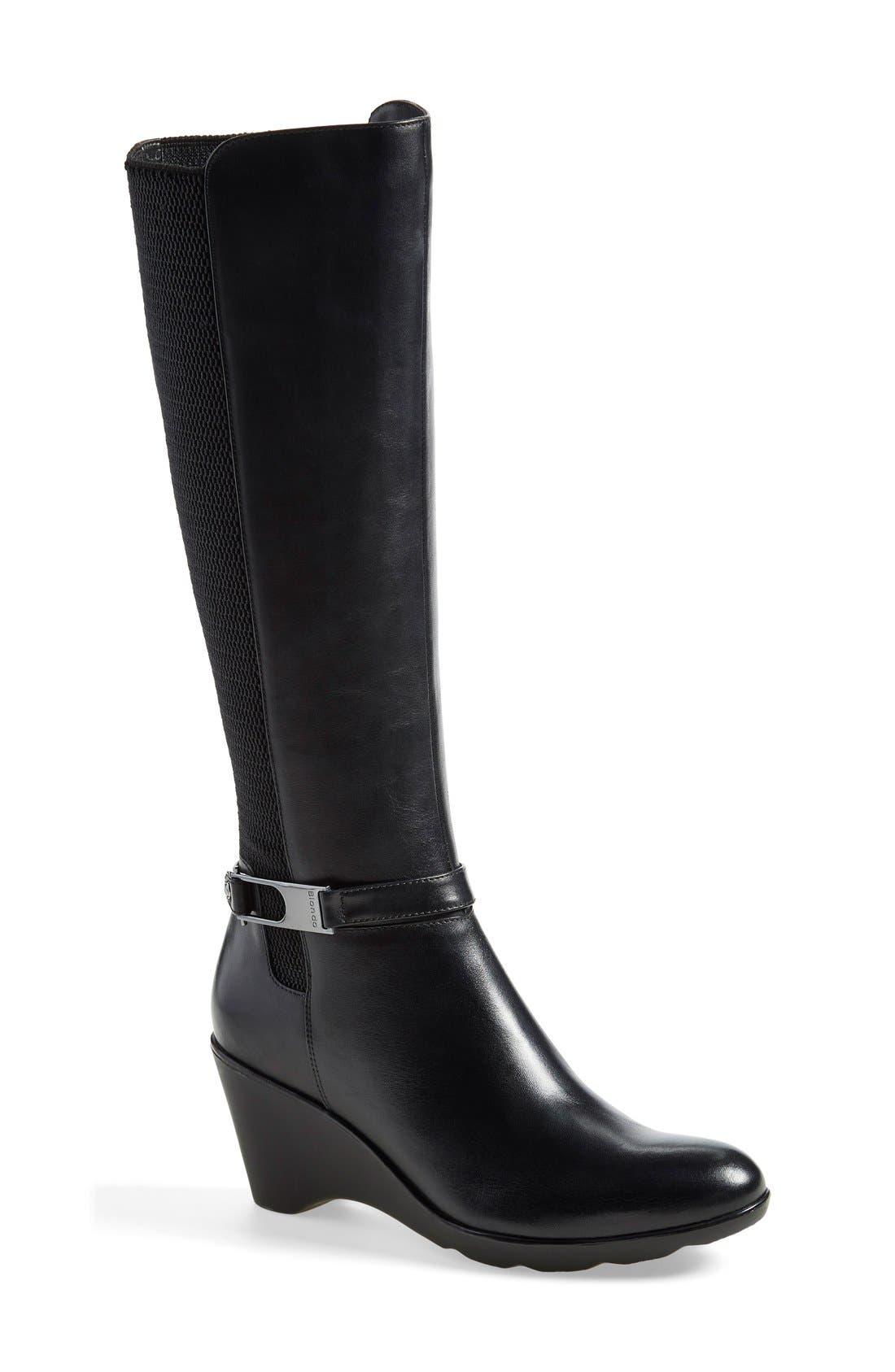 Main Image - Blondo 'Laina' Waterproof Boot (Women) (Nordstrom Exclusive)