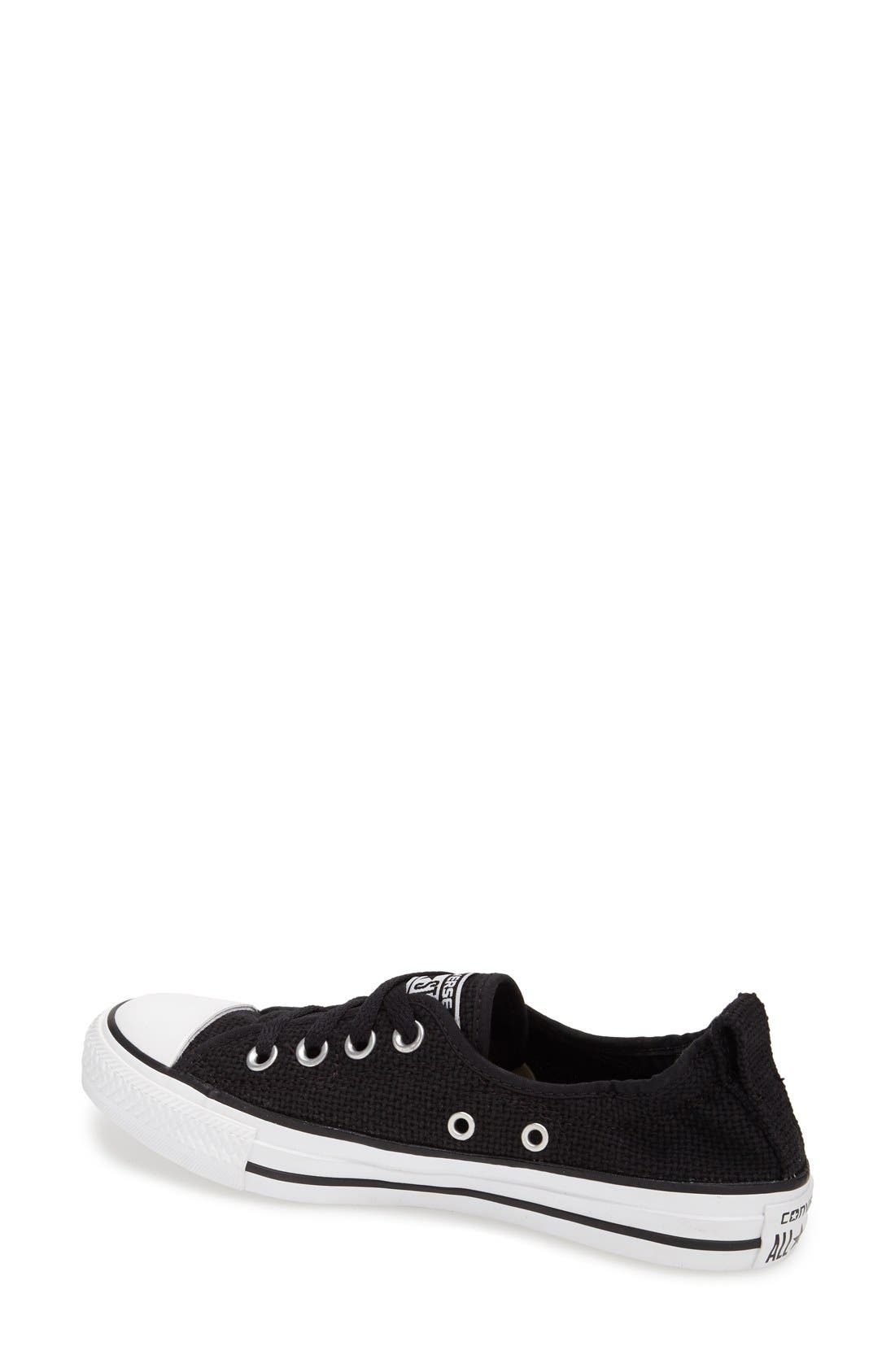Alternate Image 2  - Converse Chuck Taylor® All Star® 'Open Weave Shoreline' Low Top Sneaker (Women)