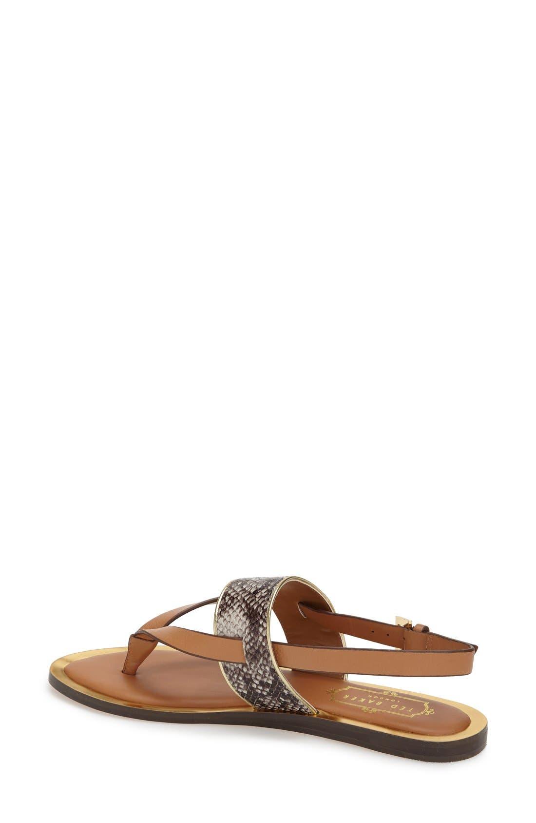 Alternate Image 2  - Ted Baker London 'Dendrum' Sandal (Women)