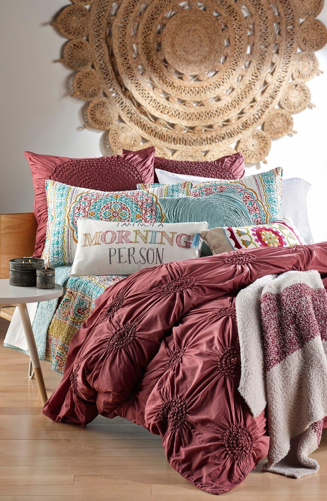 Alternate Image 3  - Levtex 'Florence Morning' Pillow