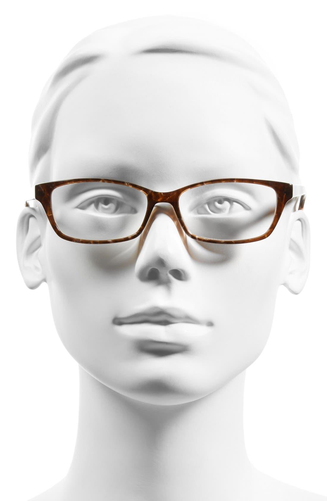 Alternate Image 2  - I Line Eyewear 51mm Reading Glasses