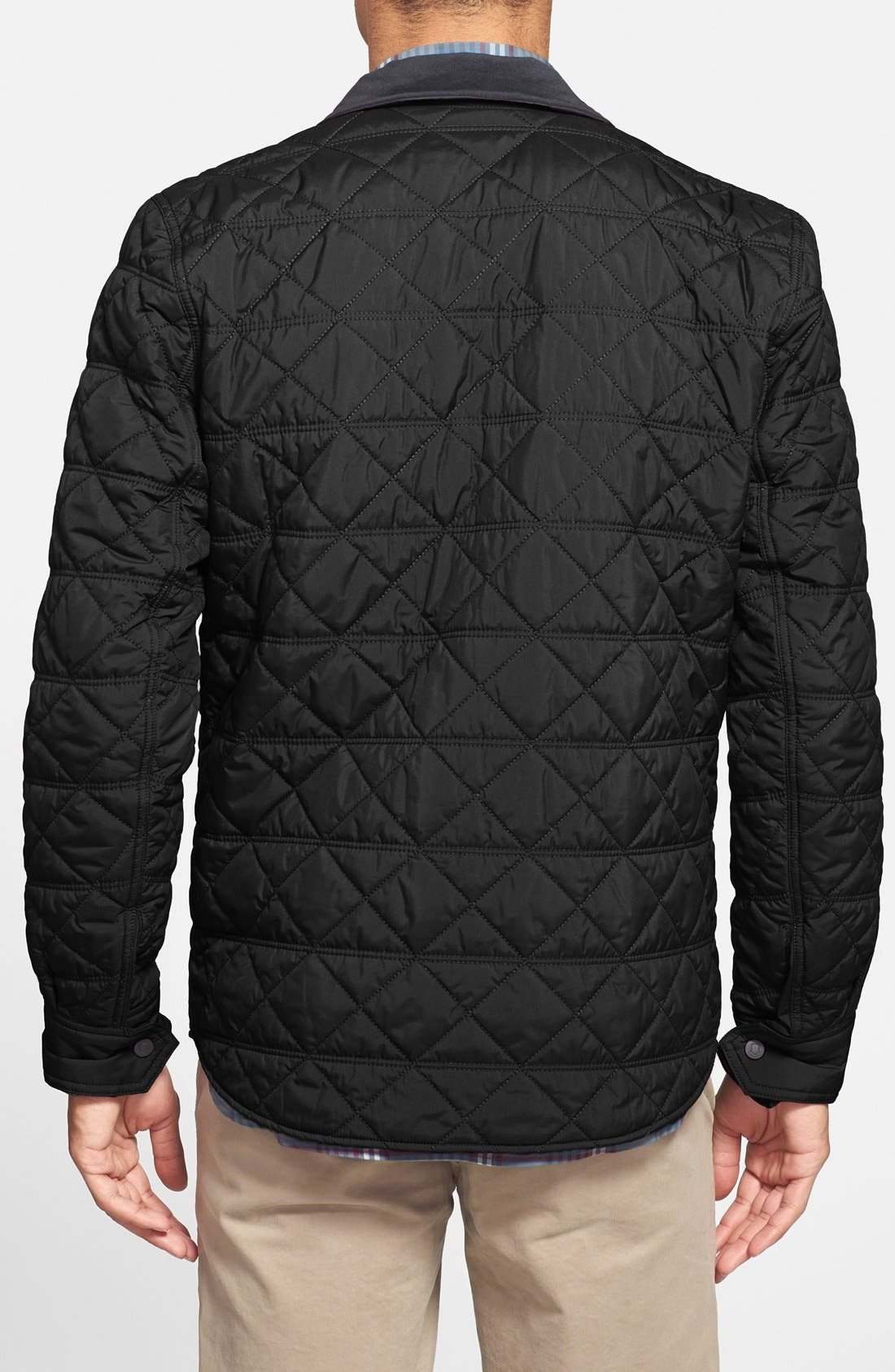 Alternate Image 2  - Victorinox Swiss Army® 'Bernhold' Quilted Thermore® Insulated Jacket (Online Only)