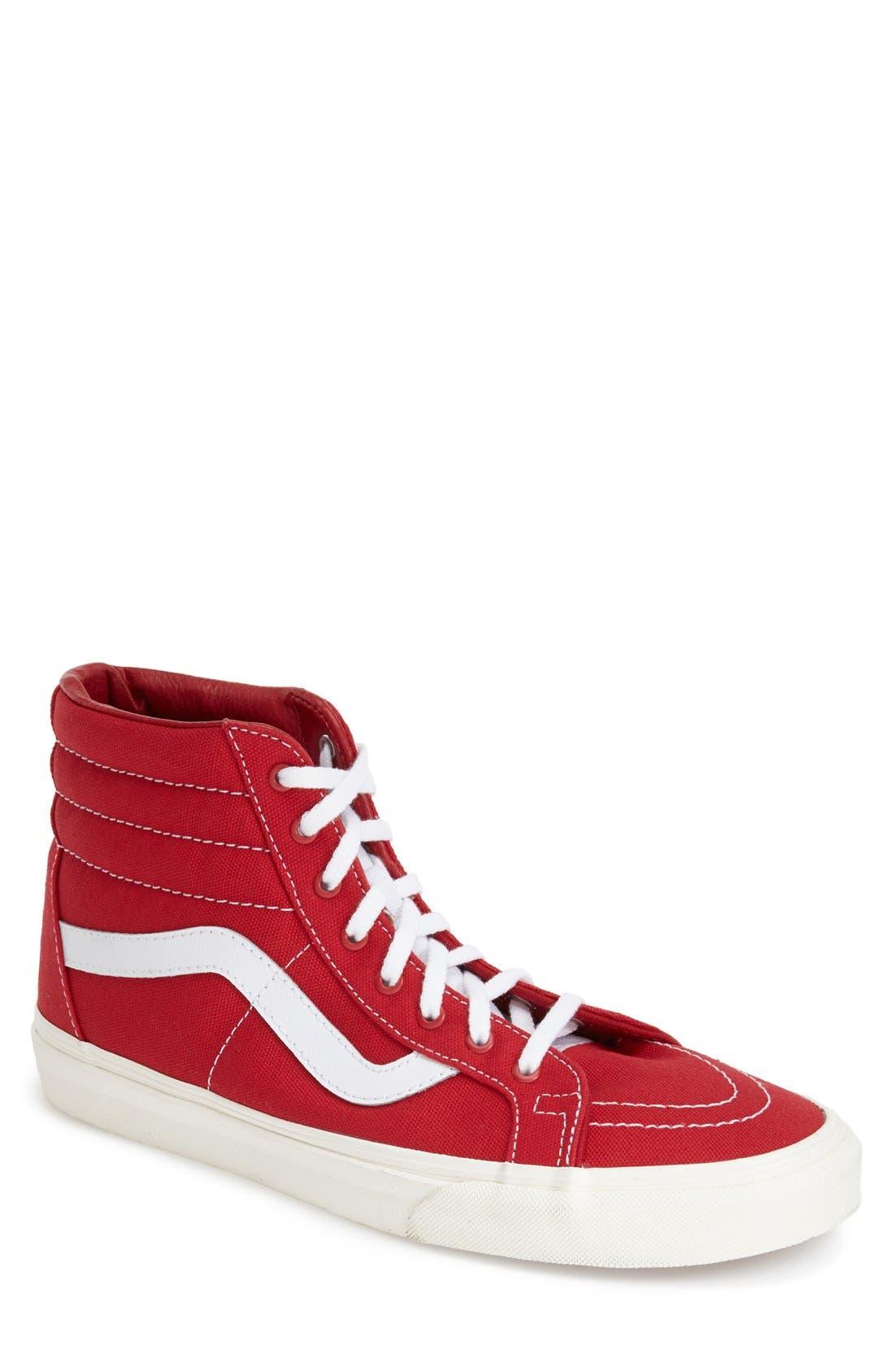 Alternate Image 1 Selected - Vans 'Sk8-Hi Reissue' Sneaker (Men)