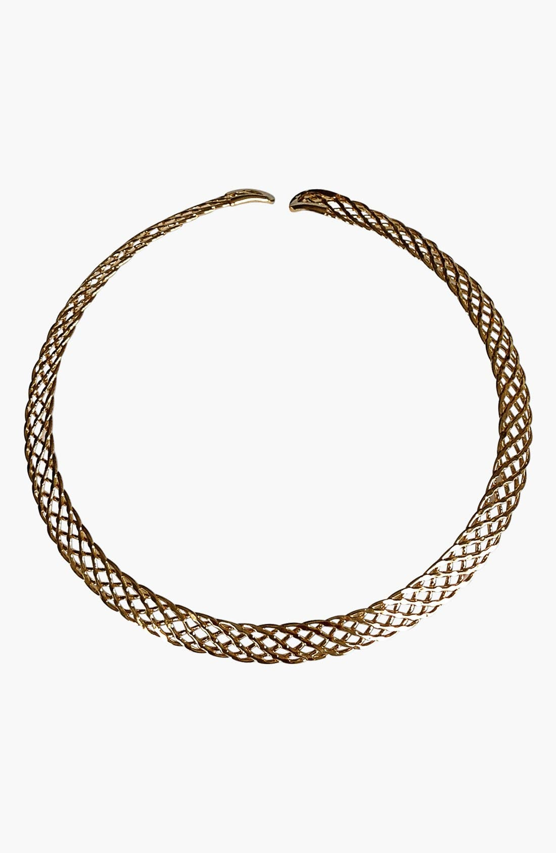 Alternate Image 1 Selected - Jules Smith Woven Choker