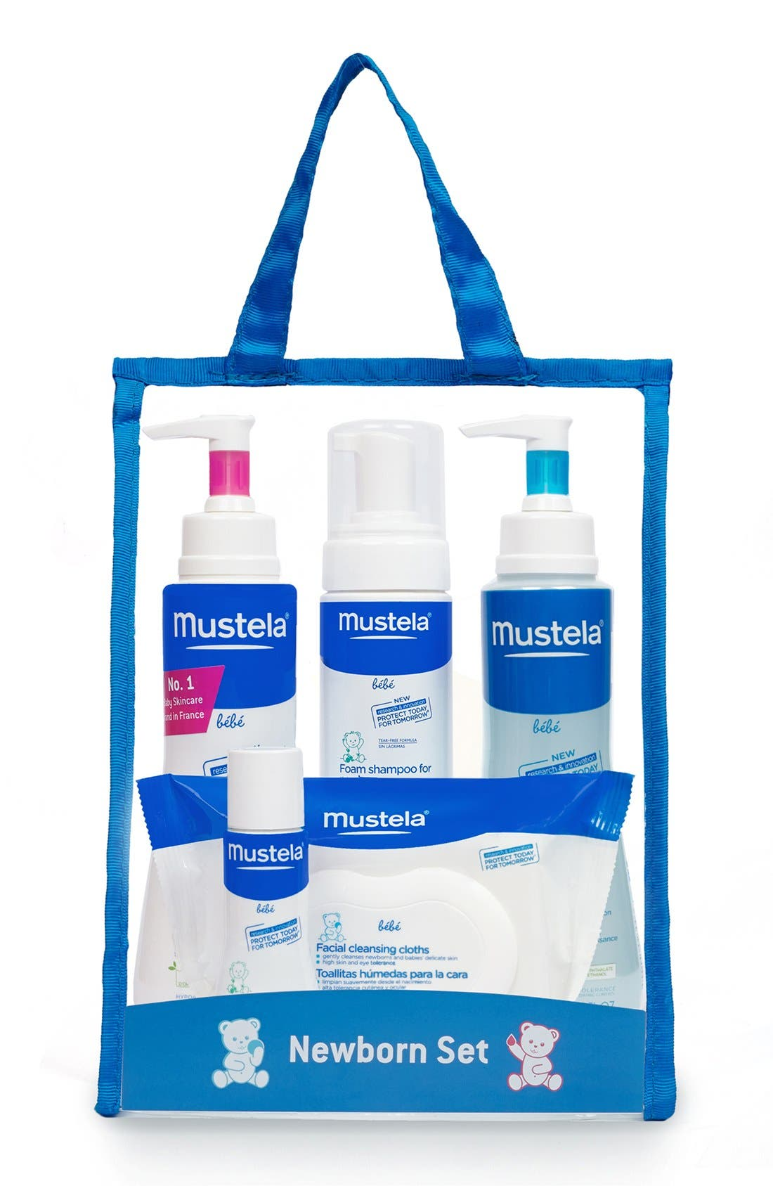 MUSTELA® Newborn Set