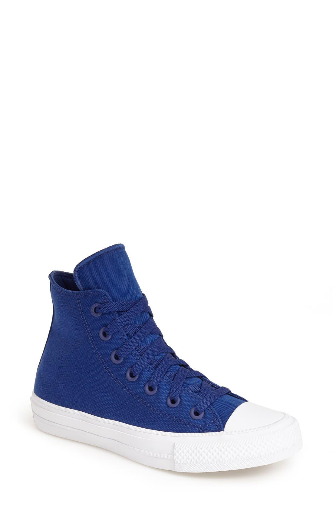 Main Image - Converse Chuck Taylor® All Star® 'Chuck II' High Top Sneaker (Women) (Regular Retail Price: $74.95)
