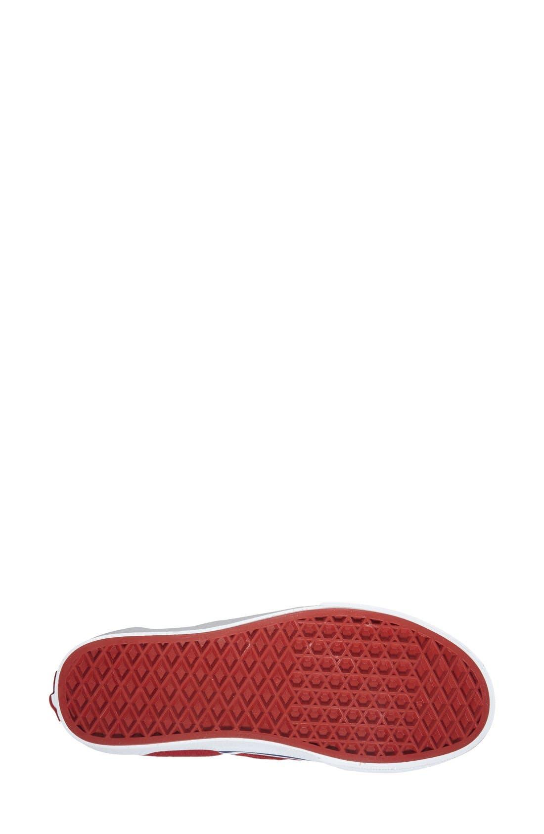 Alternate Image 4  - Vans 'Classic - Stars' Slip-On Sneaker (Women)