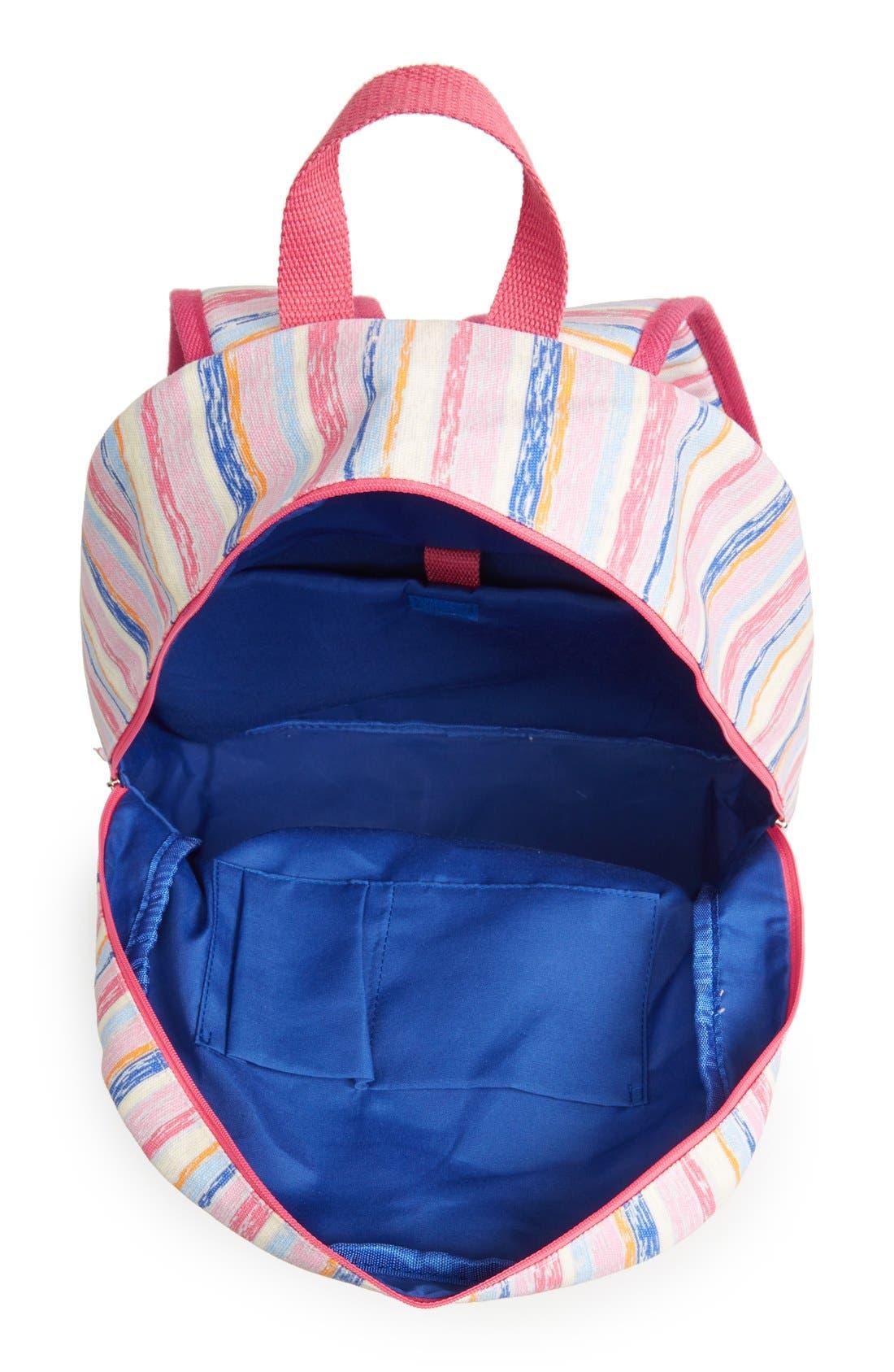 Alternate Image 4  - Tucker + Tate Print Backpack (Girls)