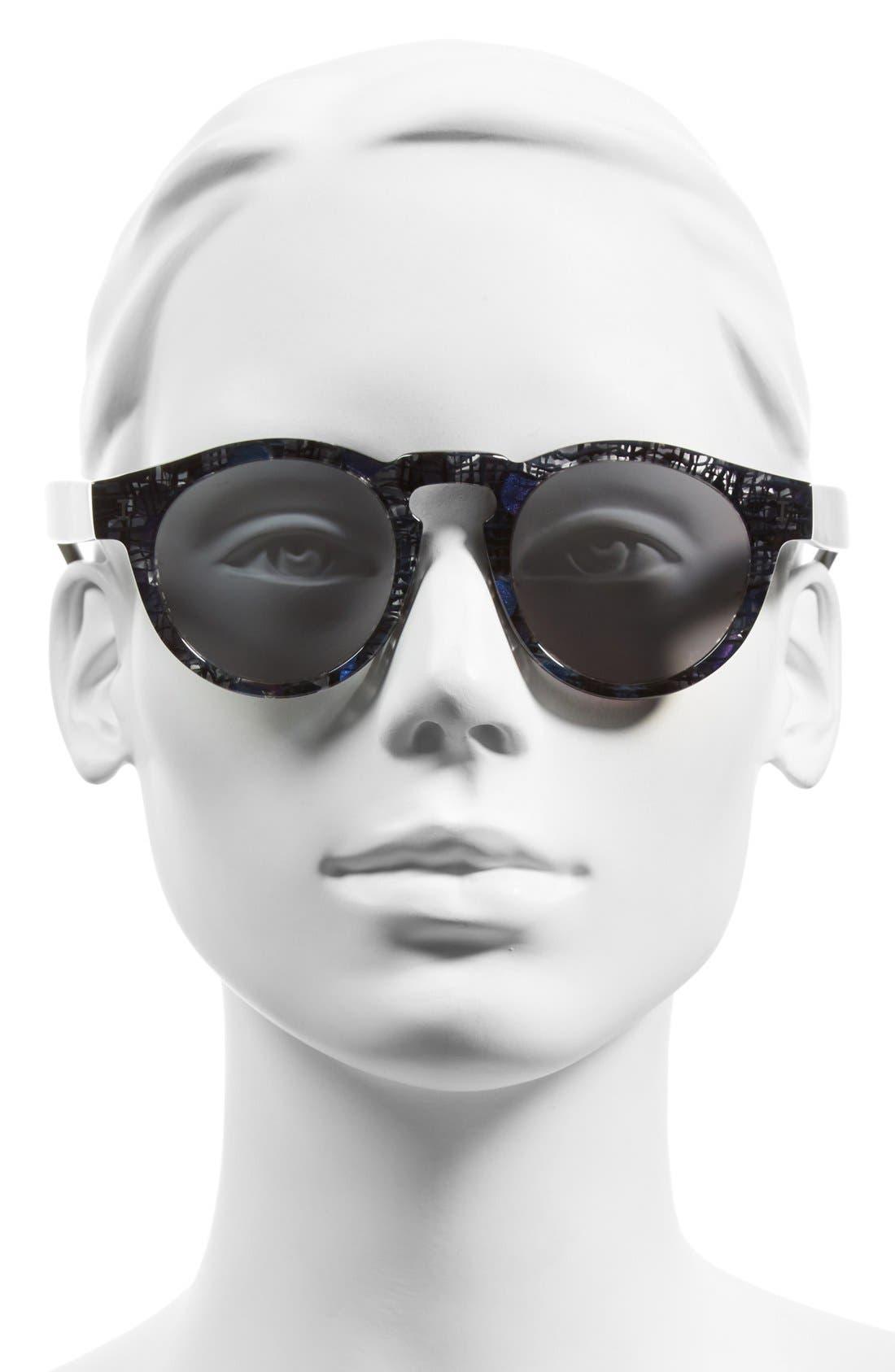 Alternate Image 2  - Illesteva 'Eco Friendly - Leonard' 48mm Sunglasses