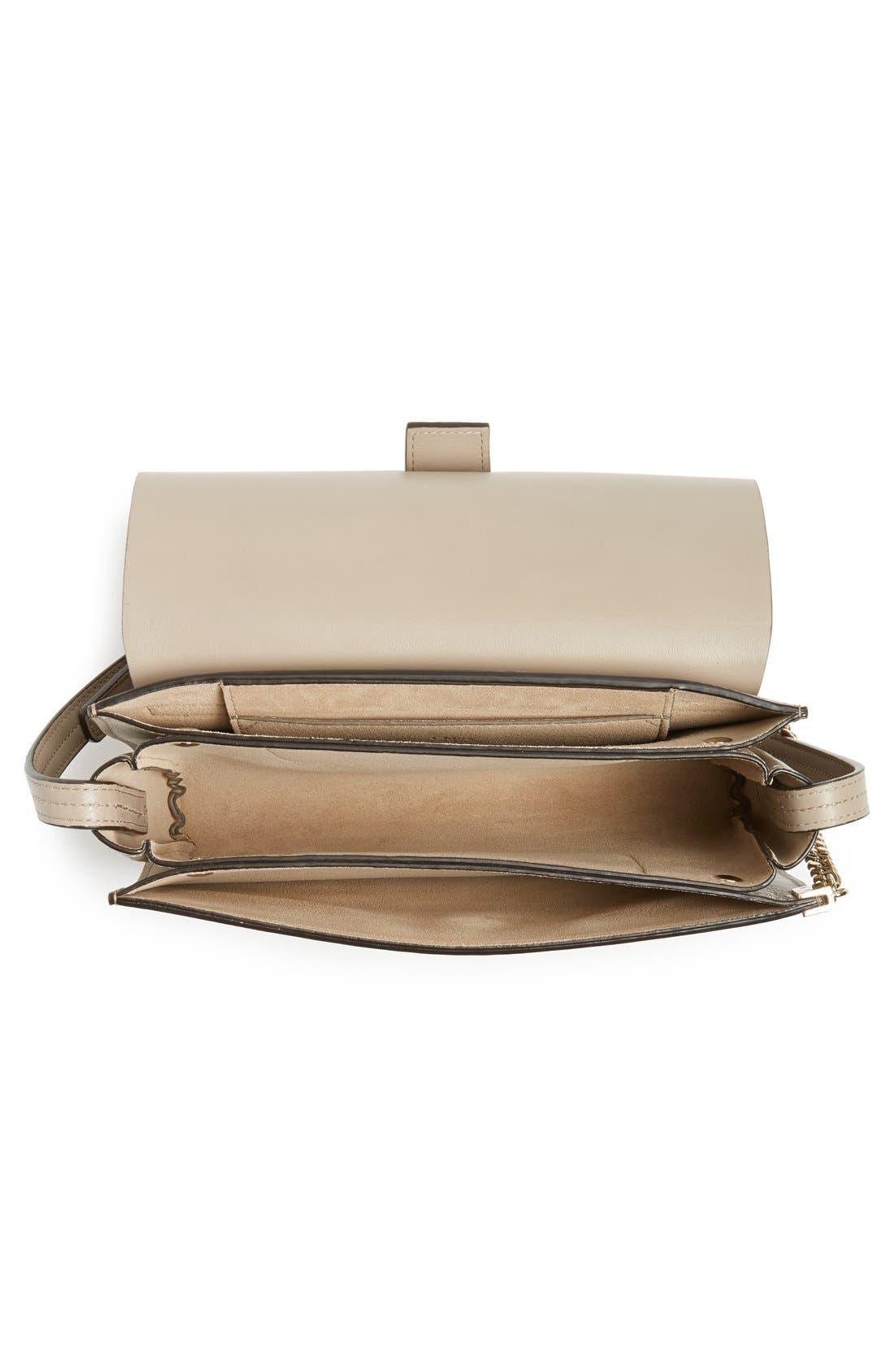 Alternate Image 4  - Chloé Small Faye Leather Shoulder Bag