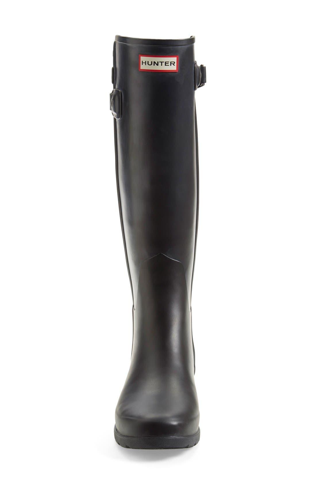 Alternate Image 3  - Hunter 'Original Refined' Rain Boot (Women)
