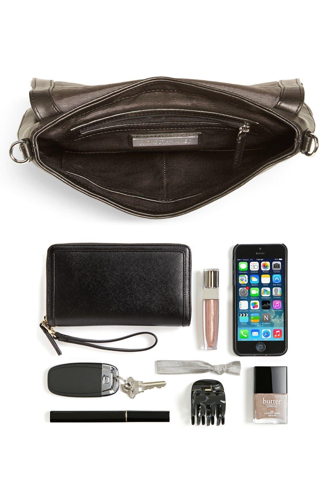 Alternate Image 5  - Elizabeth and James 'Mini Cynnie' Leather Crossbody Bag