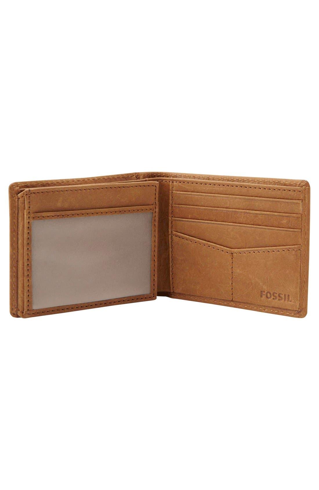 Alternate Image 2  - Fossil Ingram Traveler Wallet