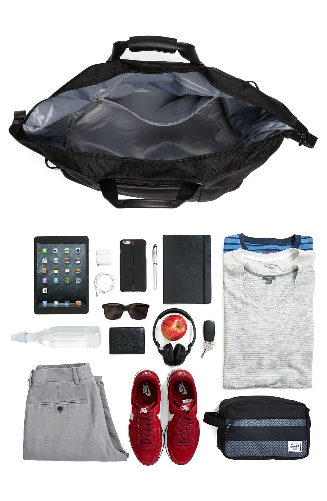Alternate Image 5  - Briggs & Riley 'Extra Large Baseline' Water Resistant Duffel Bag (22 Inch)