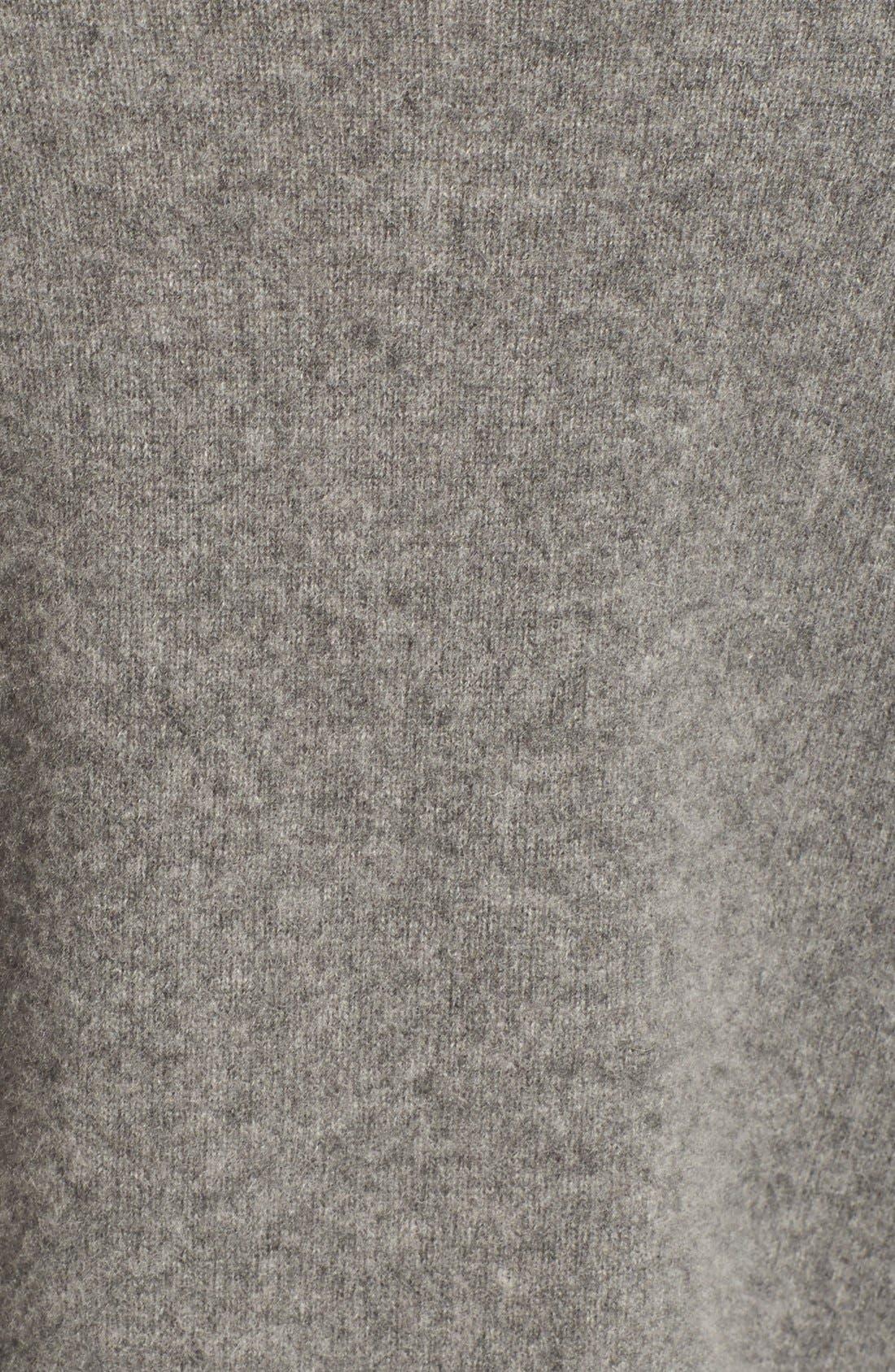 Alternate Image 3  - RtA Destroyed Cashmere Sweater