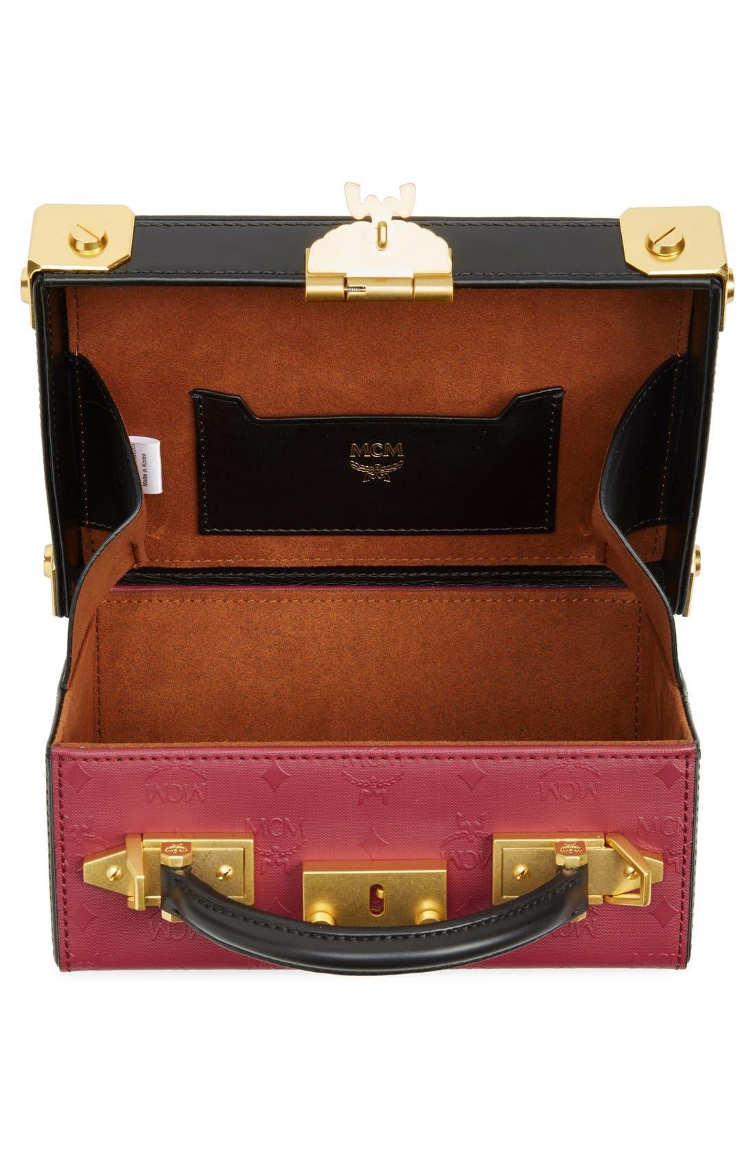 Alternate Image 4  - MCM 'Berlin Series' Box Crossbody Bag