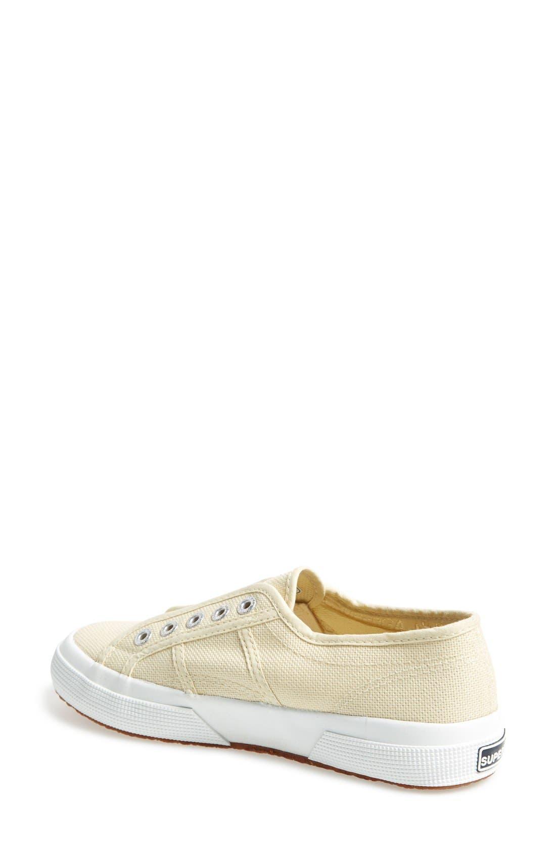 Alternate Image 2  - Superga 'Cotu' Slip-On Sneaker (Women)