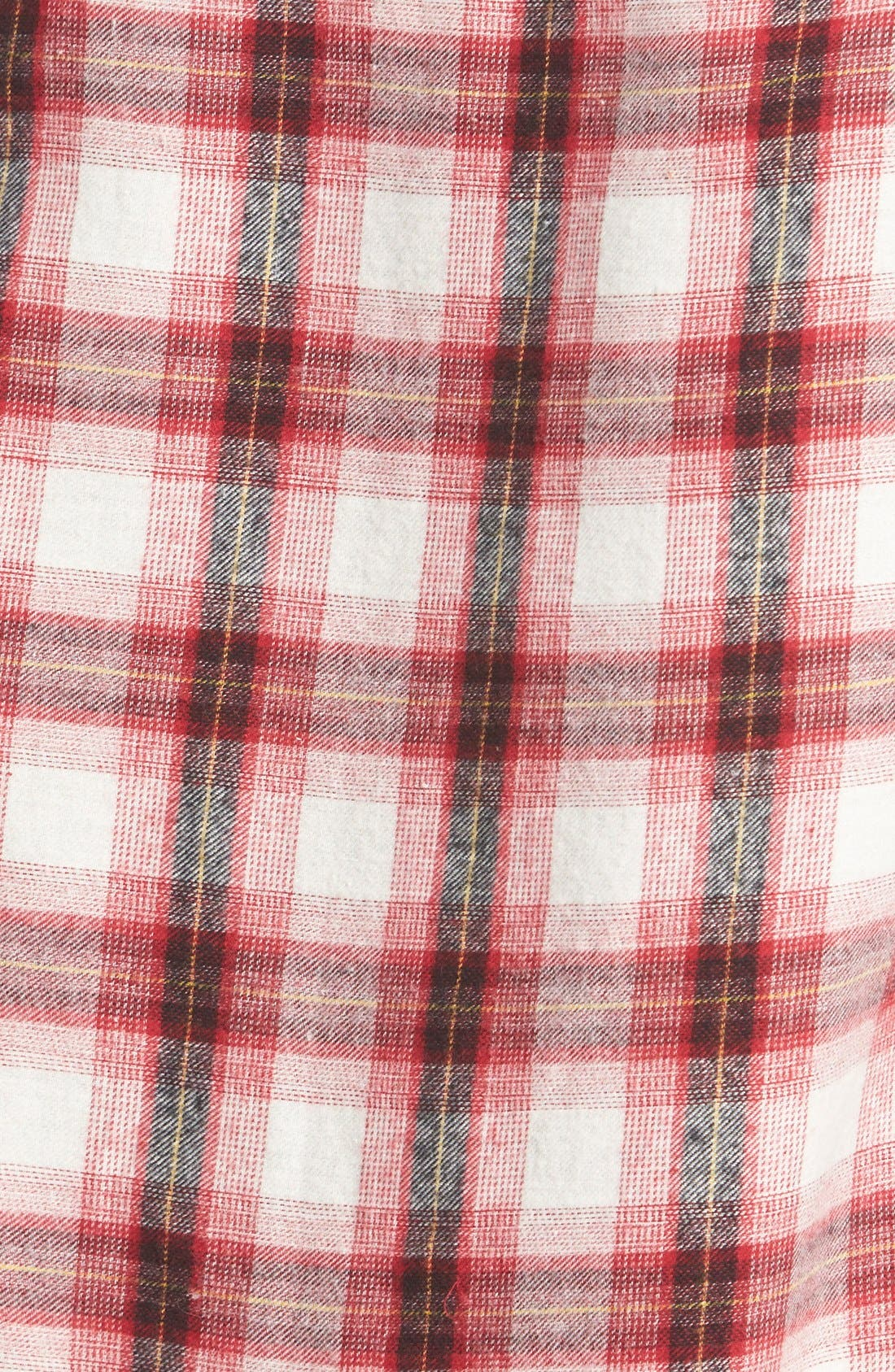 Alternate Image 3  - Billabong 'Once Again' Flannel Cardigan