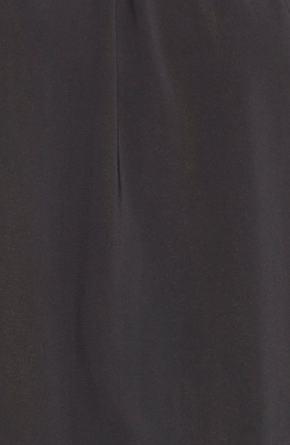 Alternate Image 3  - Laundry by Shelli Segal Chain Detail Jersey Jumpsuit