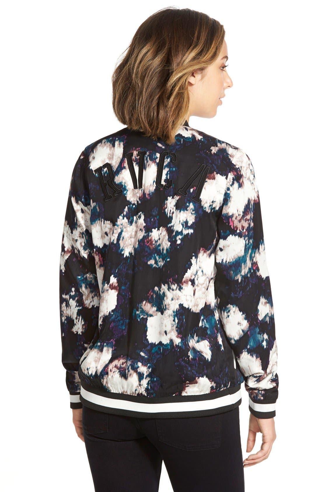 Alternate Image 2  - RVCA 'The One' Jacket