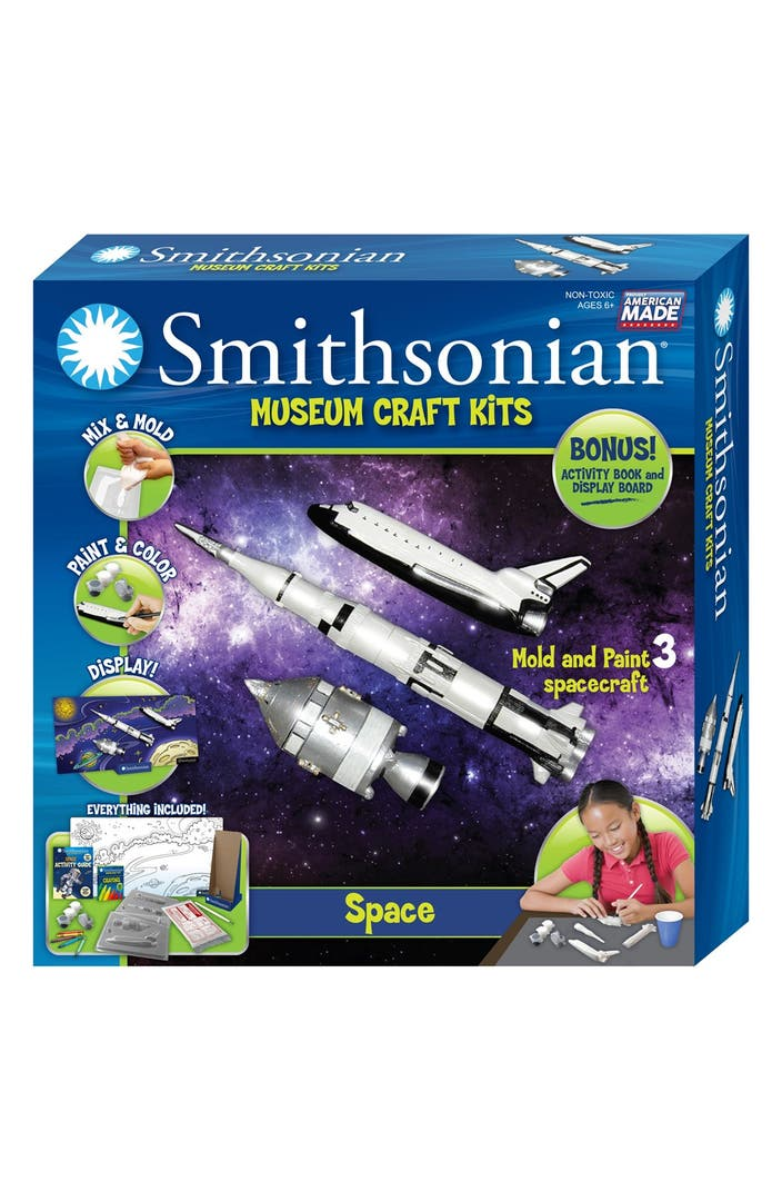 Smithsonian Museum Craft Kit