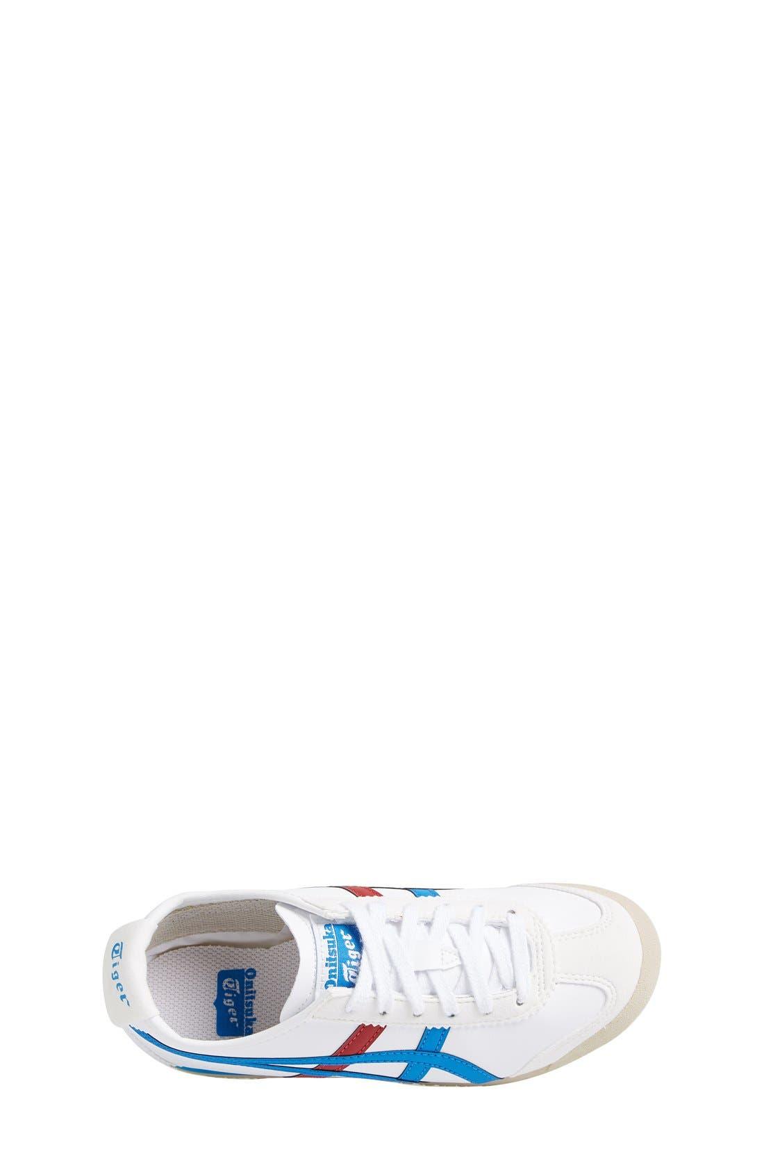 Alternate Image 4  - Onitsuka Tiger™ 'Mexico 66 Baja' Sneaker (Toddler, Little Kid & Big Kid)