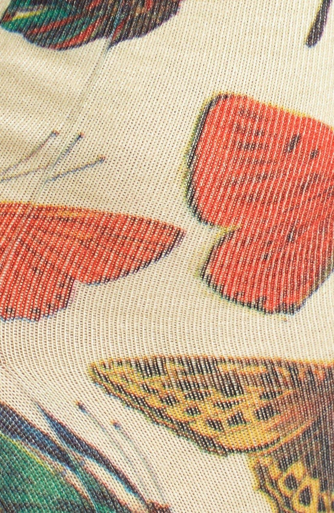 Alternate Image 2  - Stance 'Flutterbye' Ankle Socks