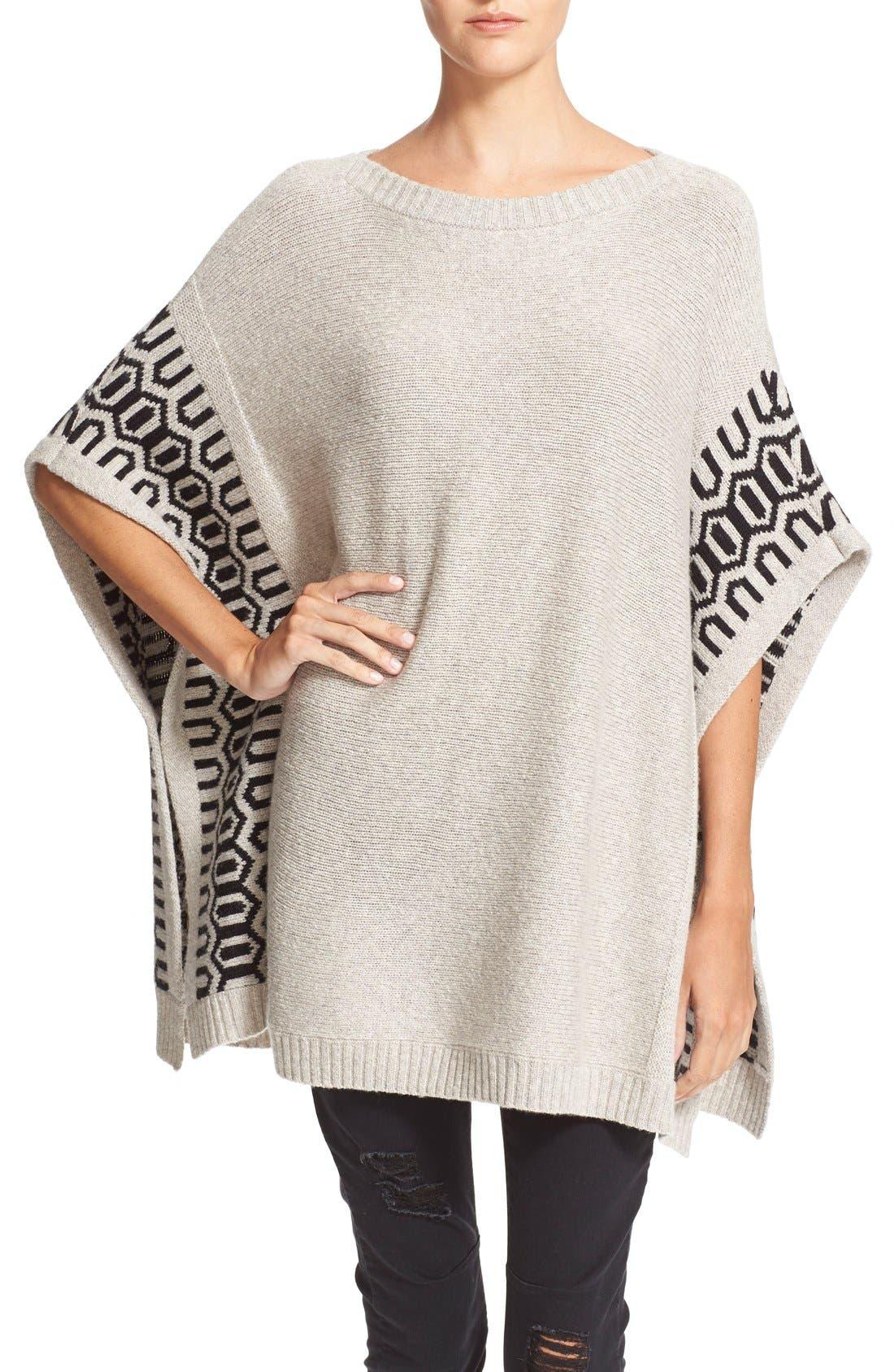 Loma'Joni' Wool & Cashmere Sweater