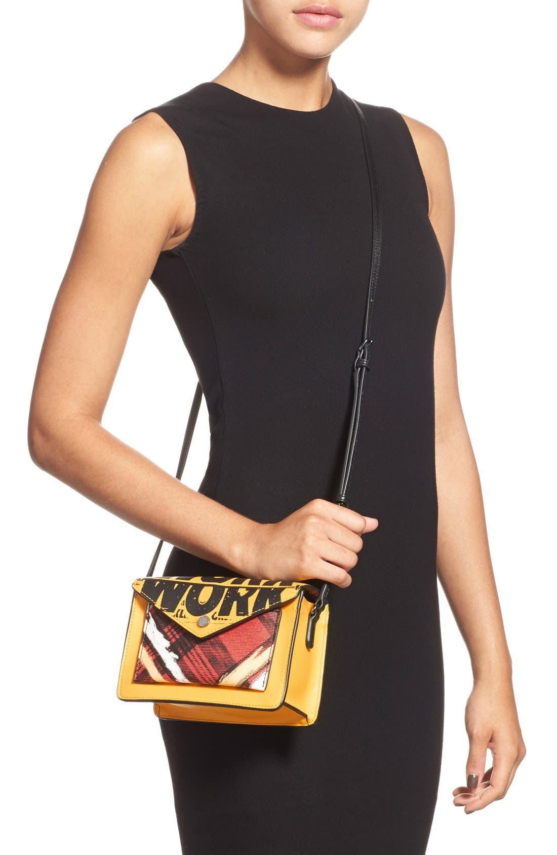 Alternate Image 2  - MARC BY MARC JACOBS 'Metropoli' Envelope Crossbody Bag
