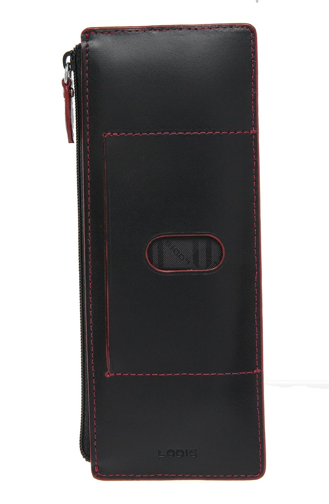 Alternate Image 4  - Lodis 'Audrey' Credit Card Case