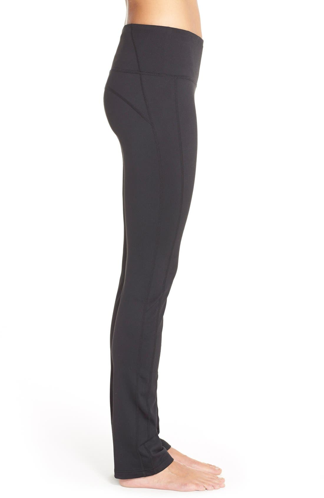 Alternate Image 3  - Zella 'Plank' Pants