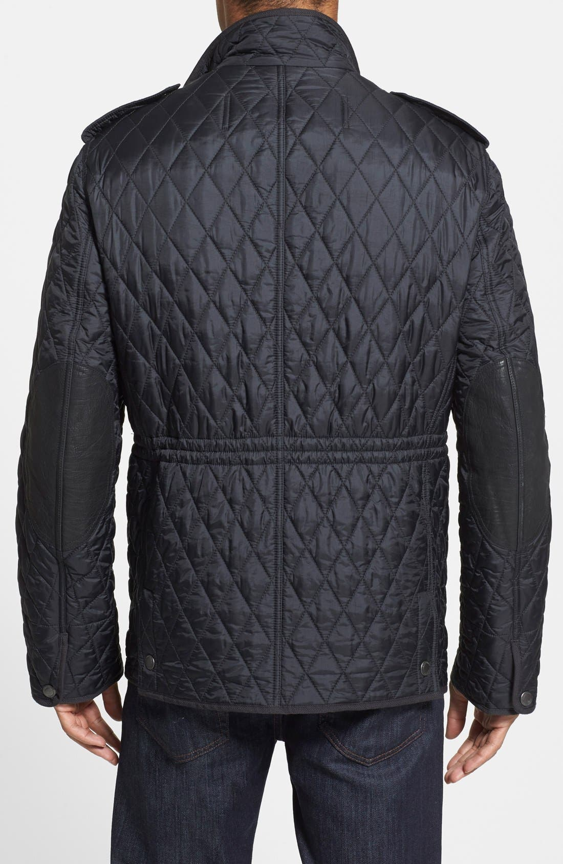 Alternate Image 2  - Burberry Brit 'Russell' Quilted Field Jacket