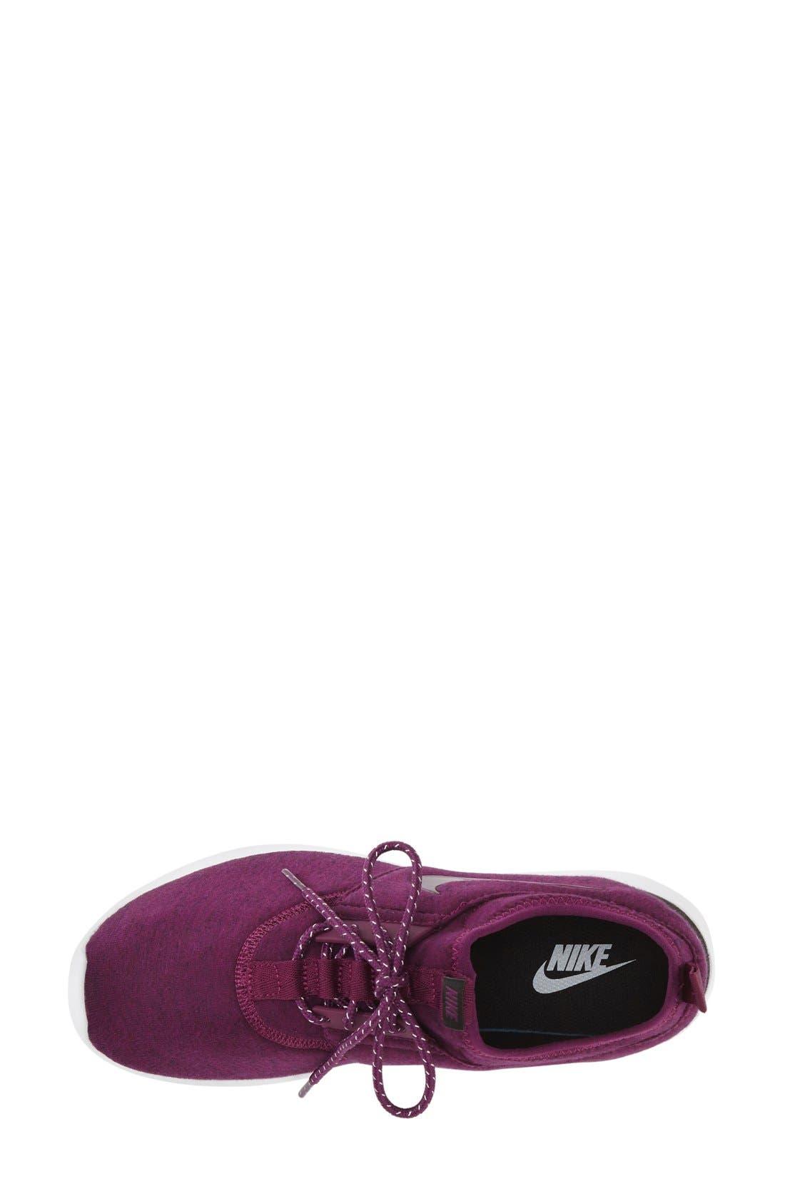 Alternate Image 3  - Nike 'Juvenate Fleece' Sneaker (Women)