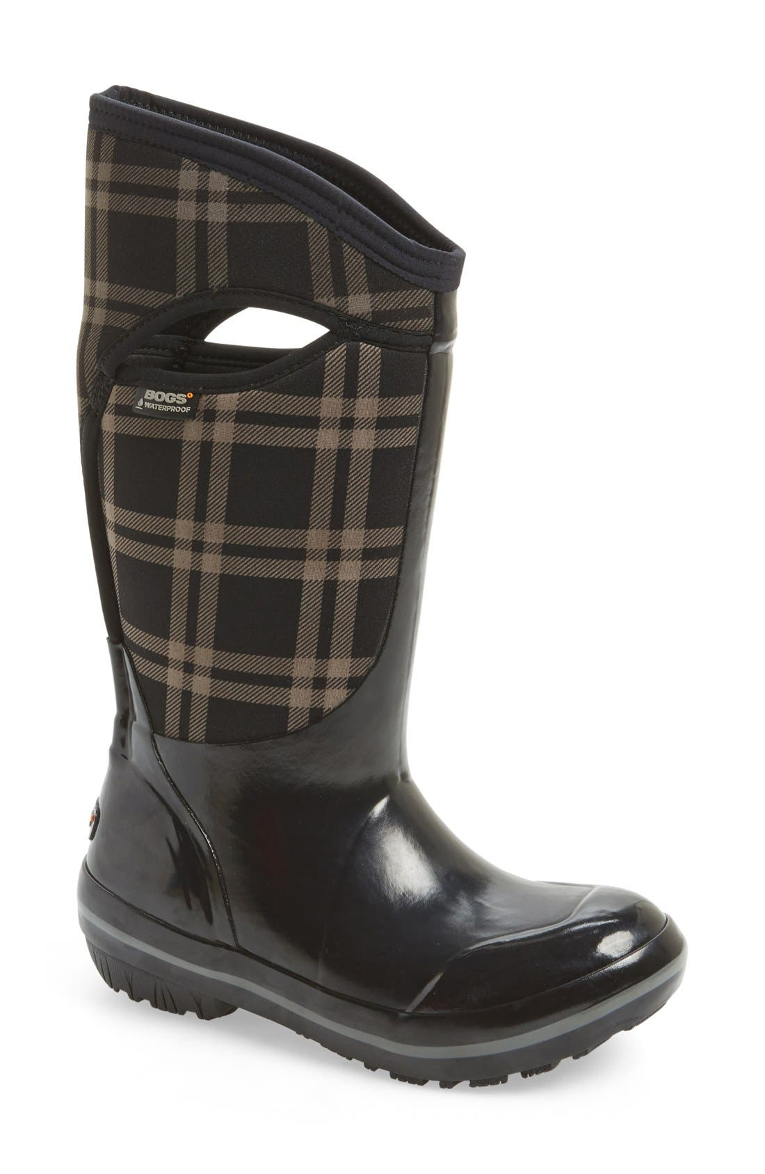 Alternate Image 1 Selected - Bogs 'Plimsoll' Waterproof Boot (Women)