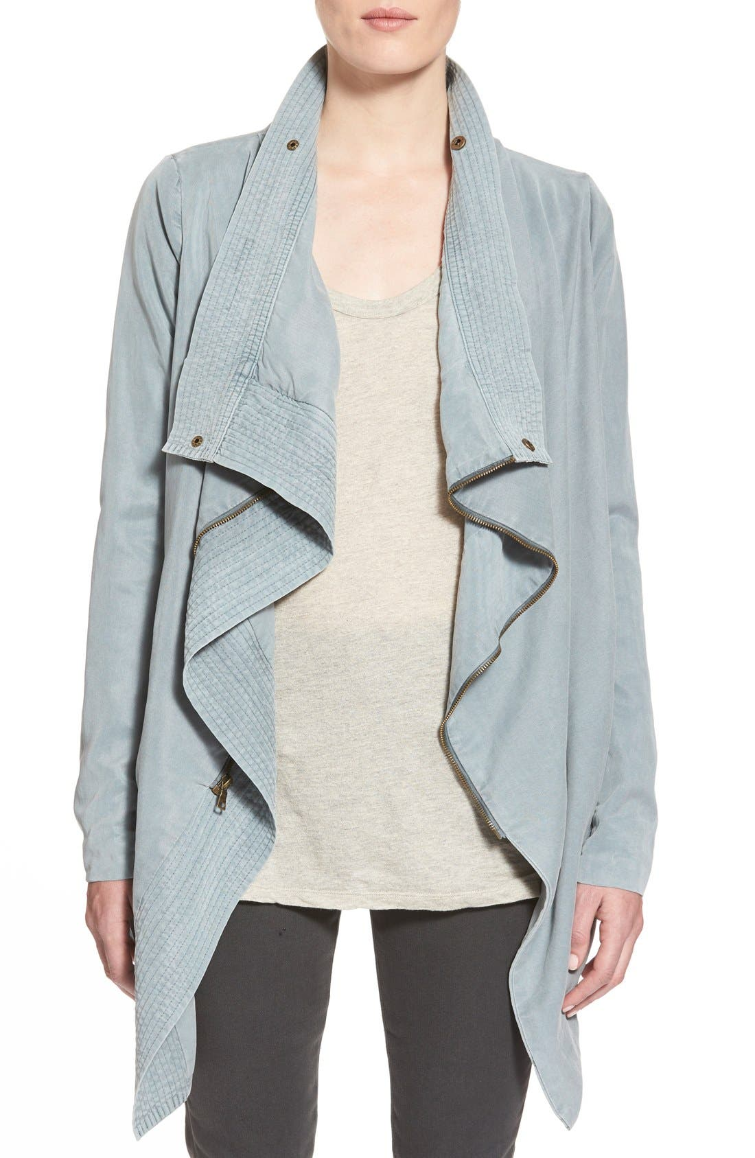 Main Image - Young Fabulous & Broke 'Lida' Jacket