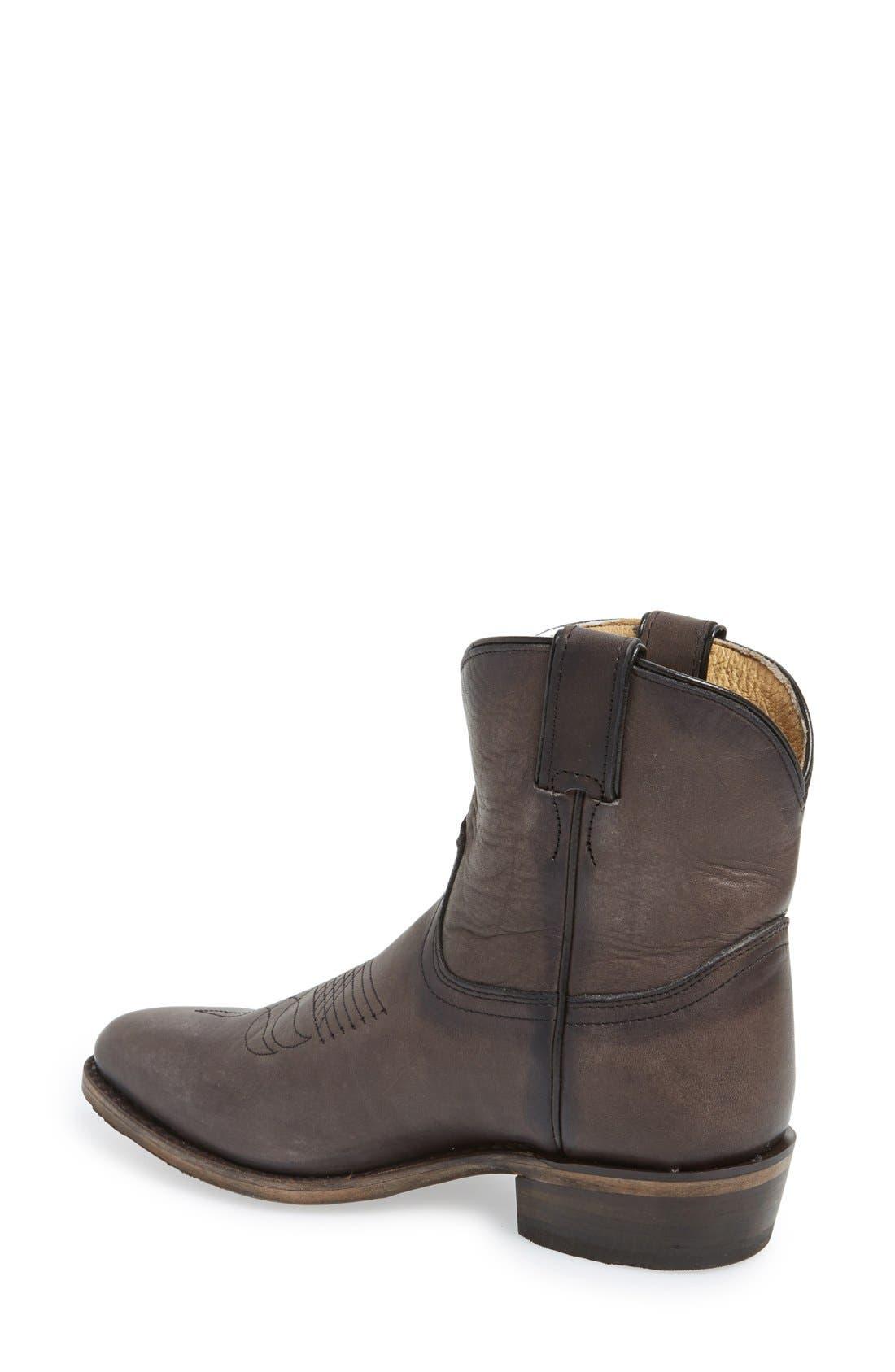 Alternate Image 2  - Frye 'BillyShort' Pointy Toe Boot (Women)