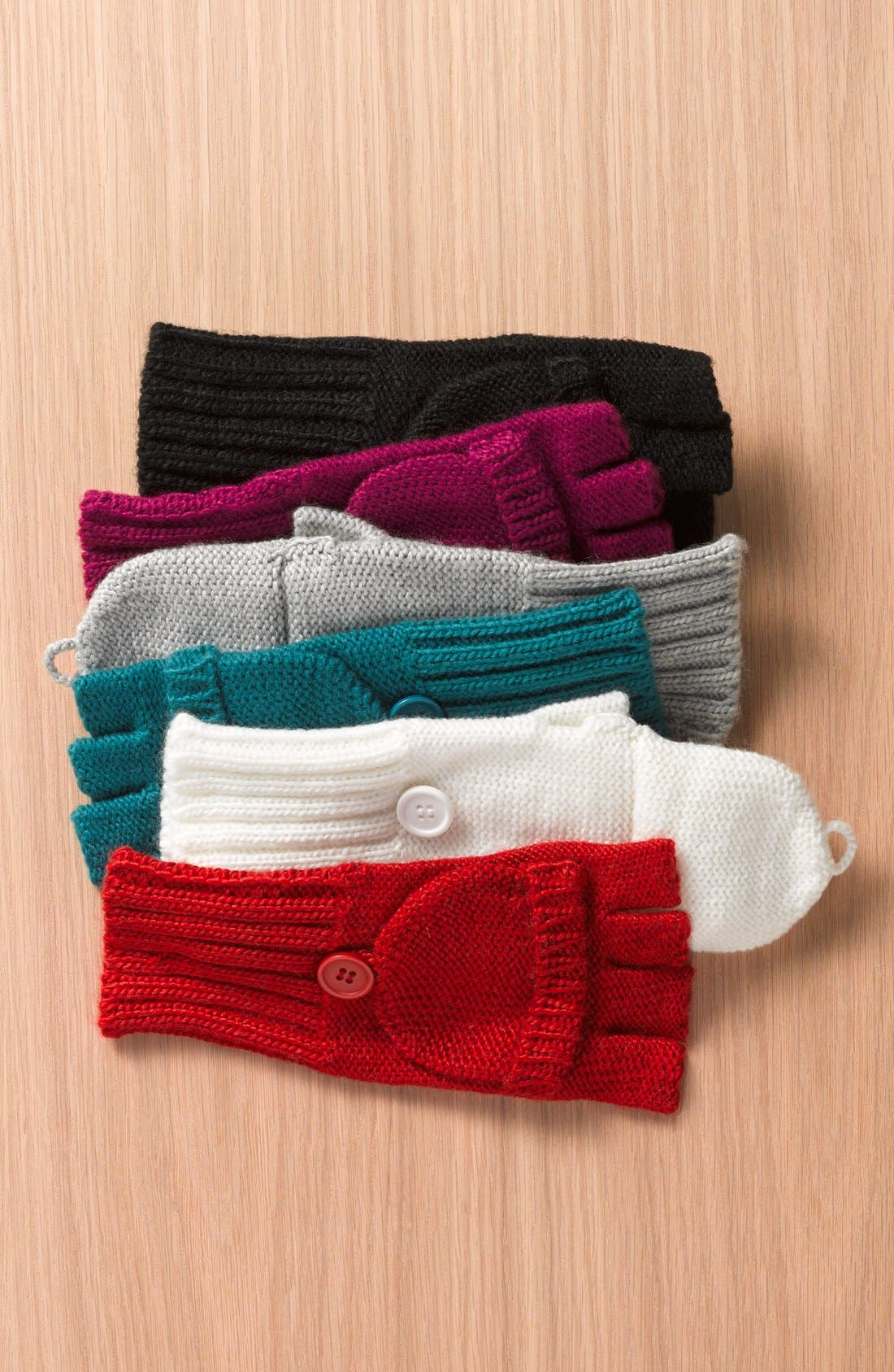 Alternate Image 2  - Echo Pop Top Gloves