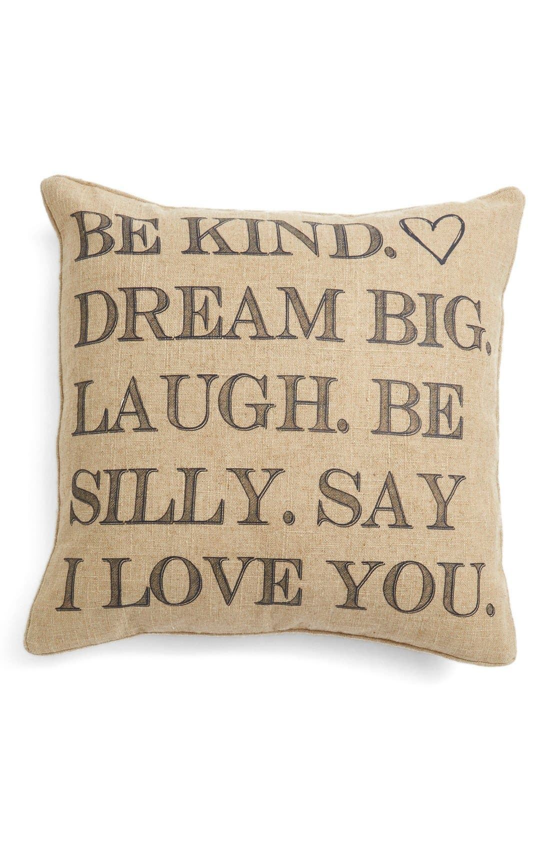 Levtex 'Be Kind' Pillow