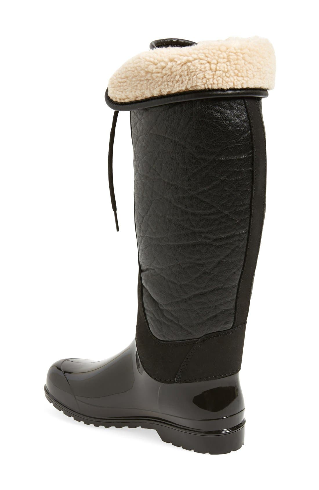Alternate Image 2  - Santana Canada 'Claudina' Waterproof Tall Boot (Women)