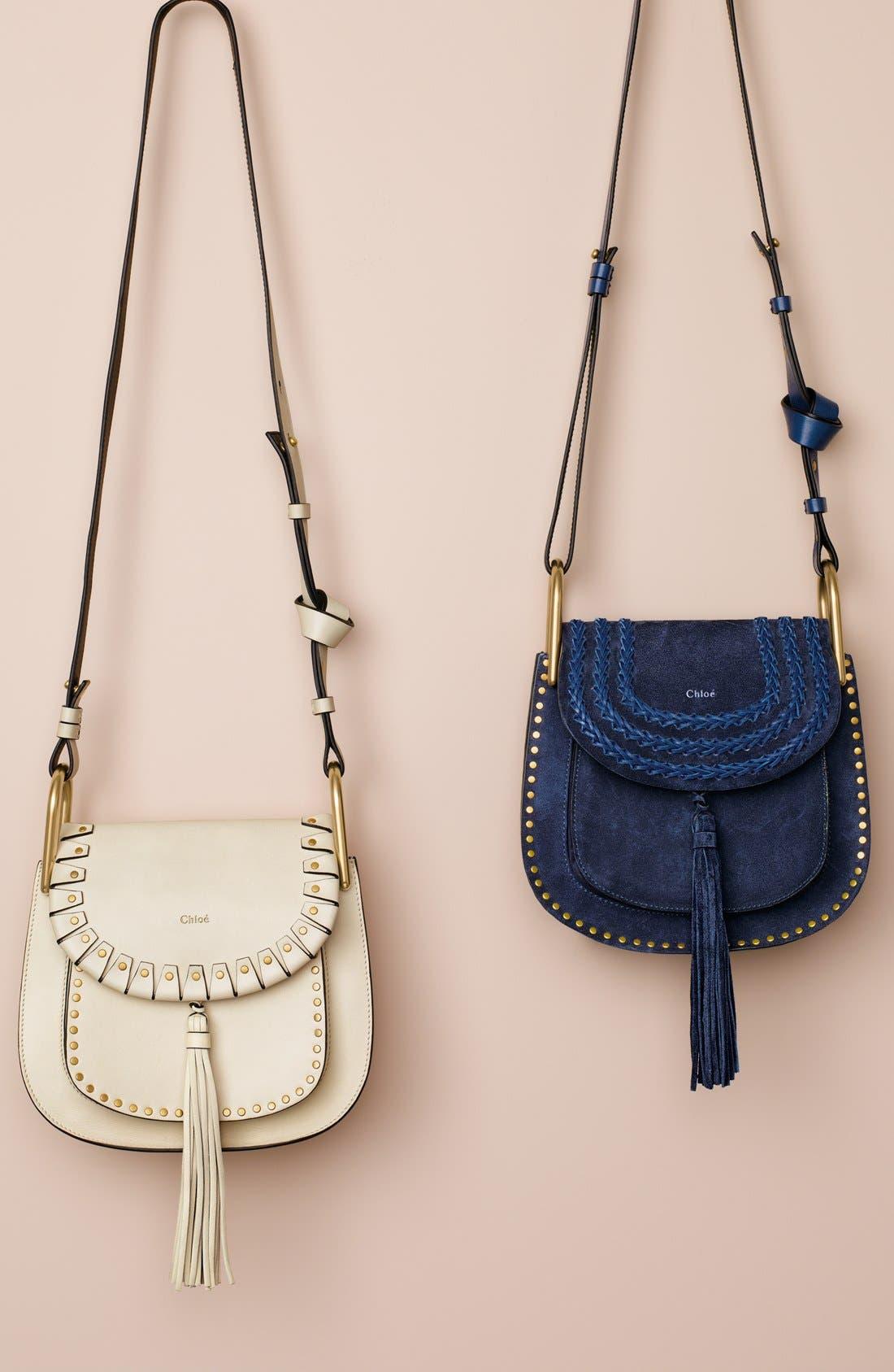 Alternate Image 6  - Chloé 'Small Hudson' Studded Shoulder Bag
