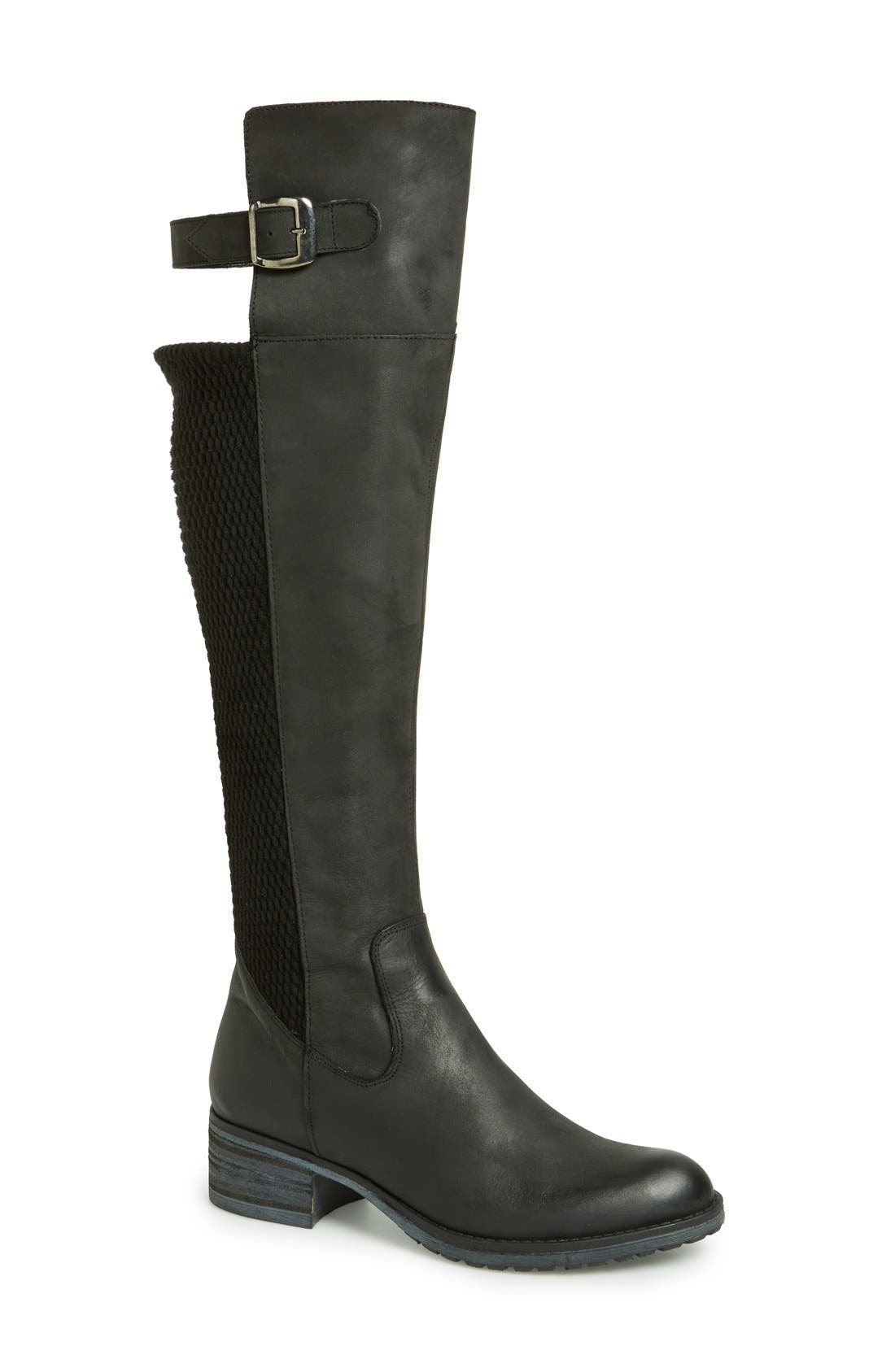 Alternate Image 1 Selected - Summit 'Lizzie' Over the Knee Boot (Women)