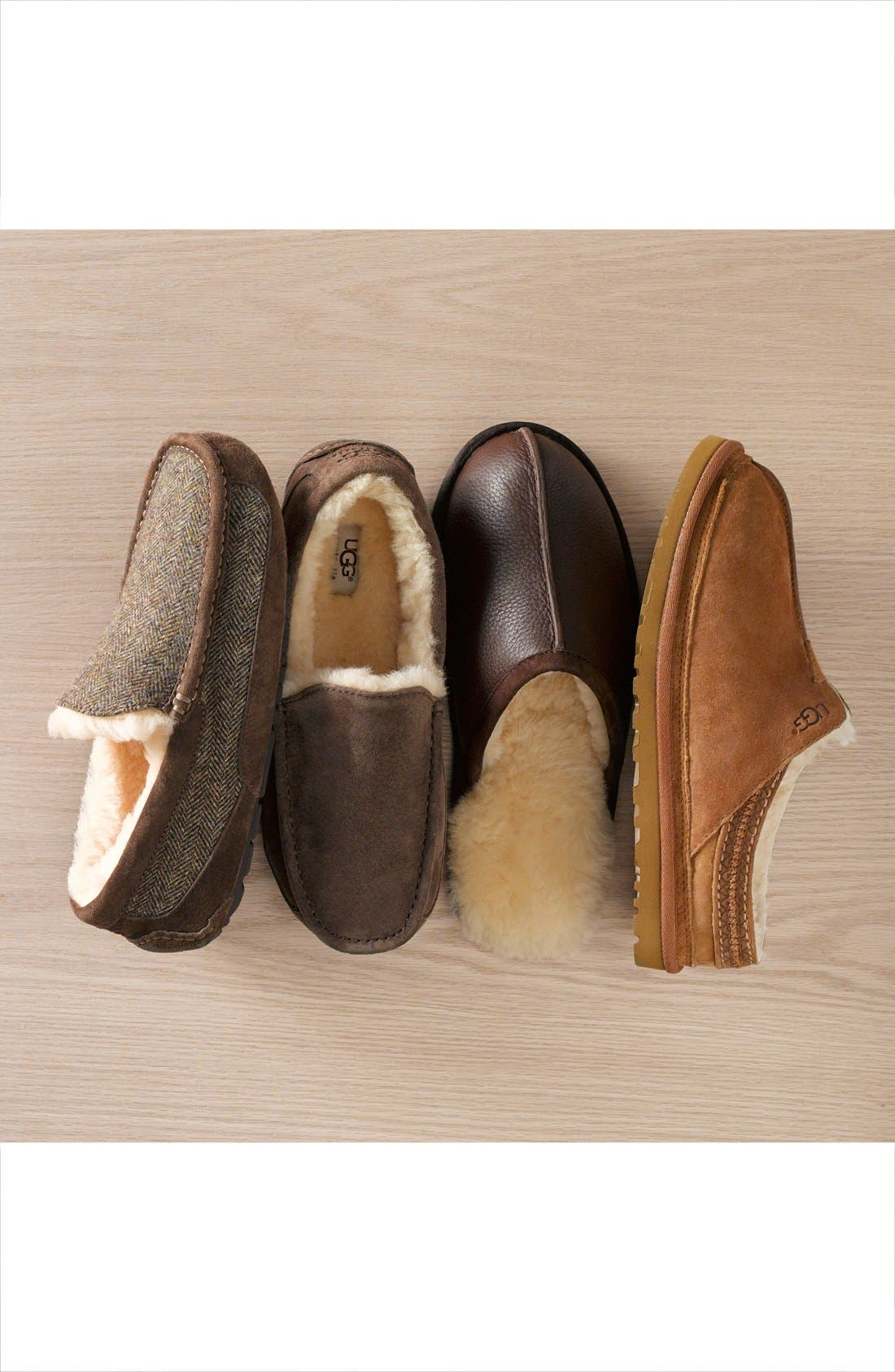 Alternate Image 5  - UGG® Scuff Slipper (Men)